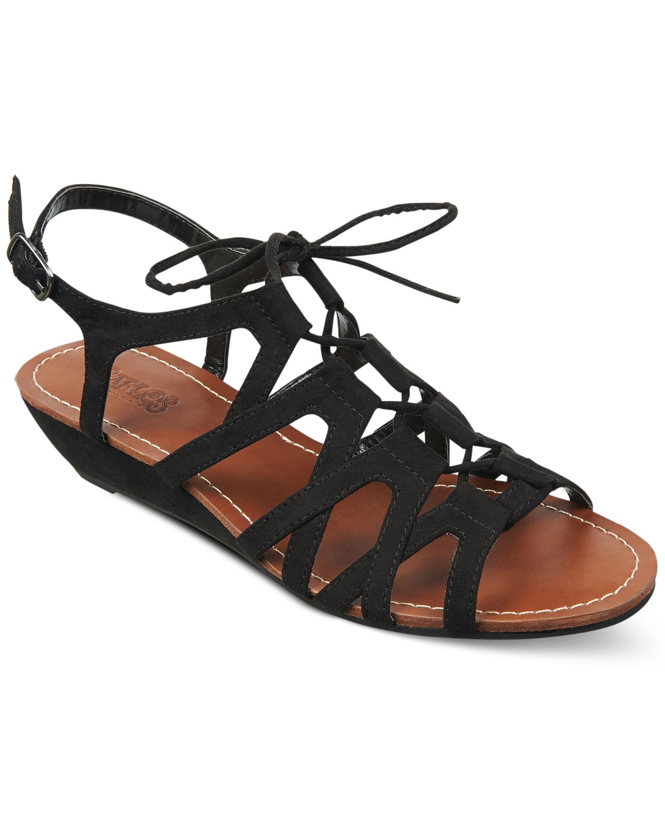 589cc8101ef Gallery. Previously sold at  Macy s · Women s Gladiator Sandals ...