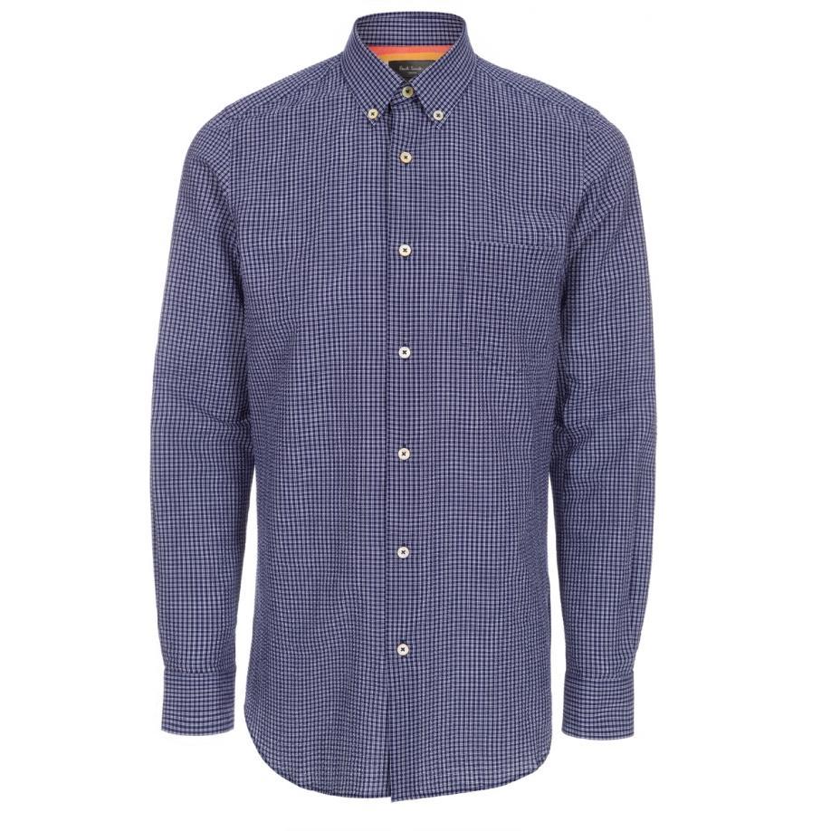 Mens Seersucker Shirts 33