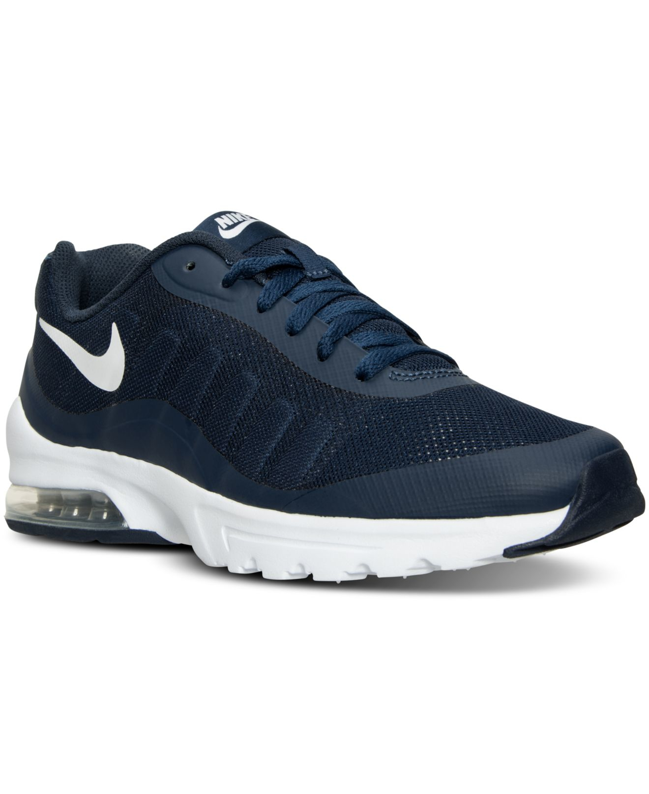 Nike Men's Air Max Invigor Running Sneakers From Finish Line in Blue for Men | Lyst