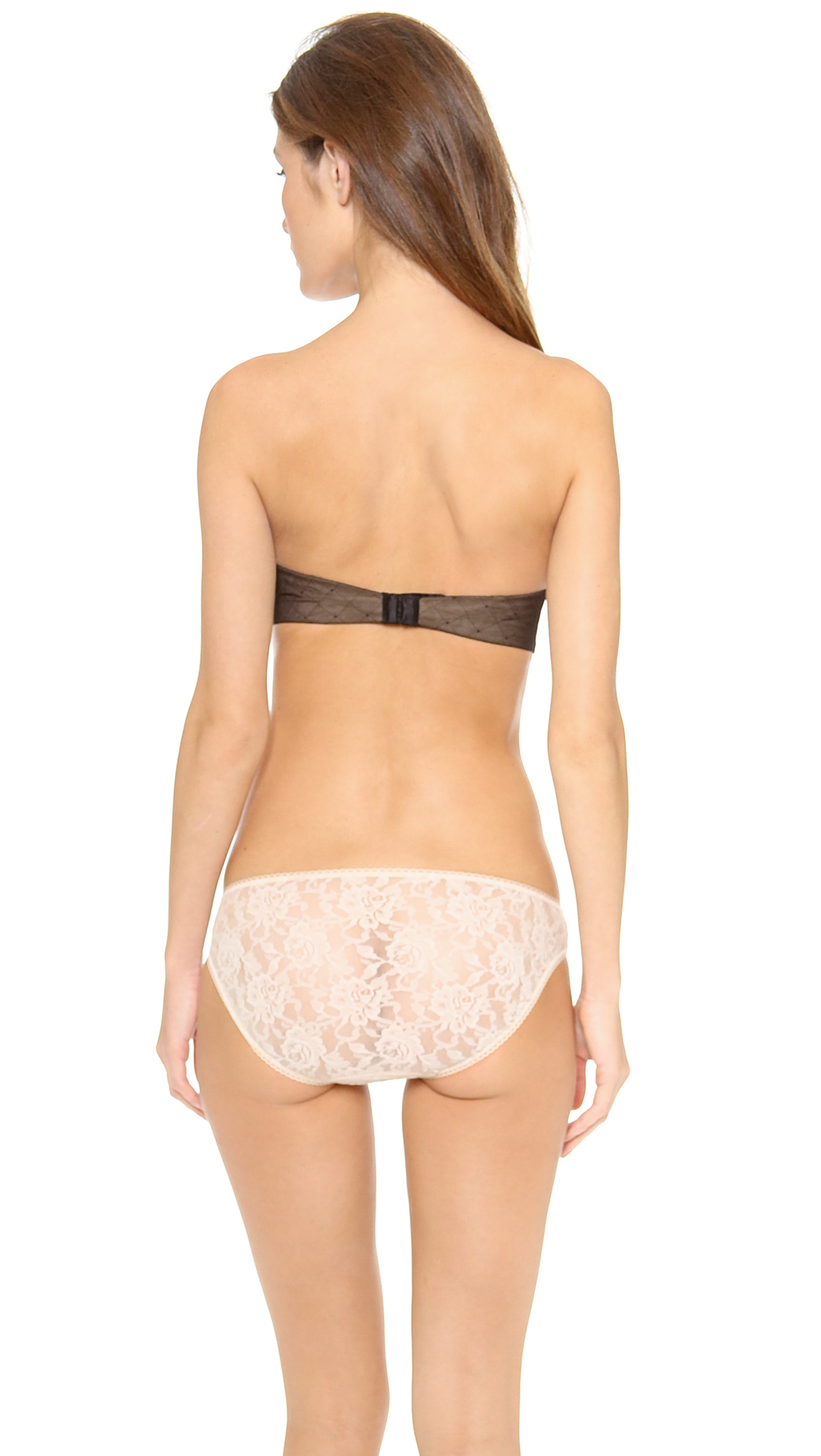calvin klein seductive comfort illusion lift strapless bra. Black Bedroom Furniture Sets. Home Design Ideas