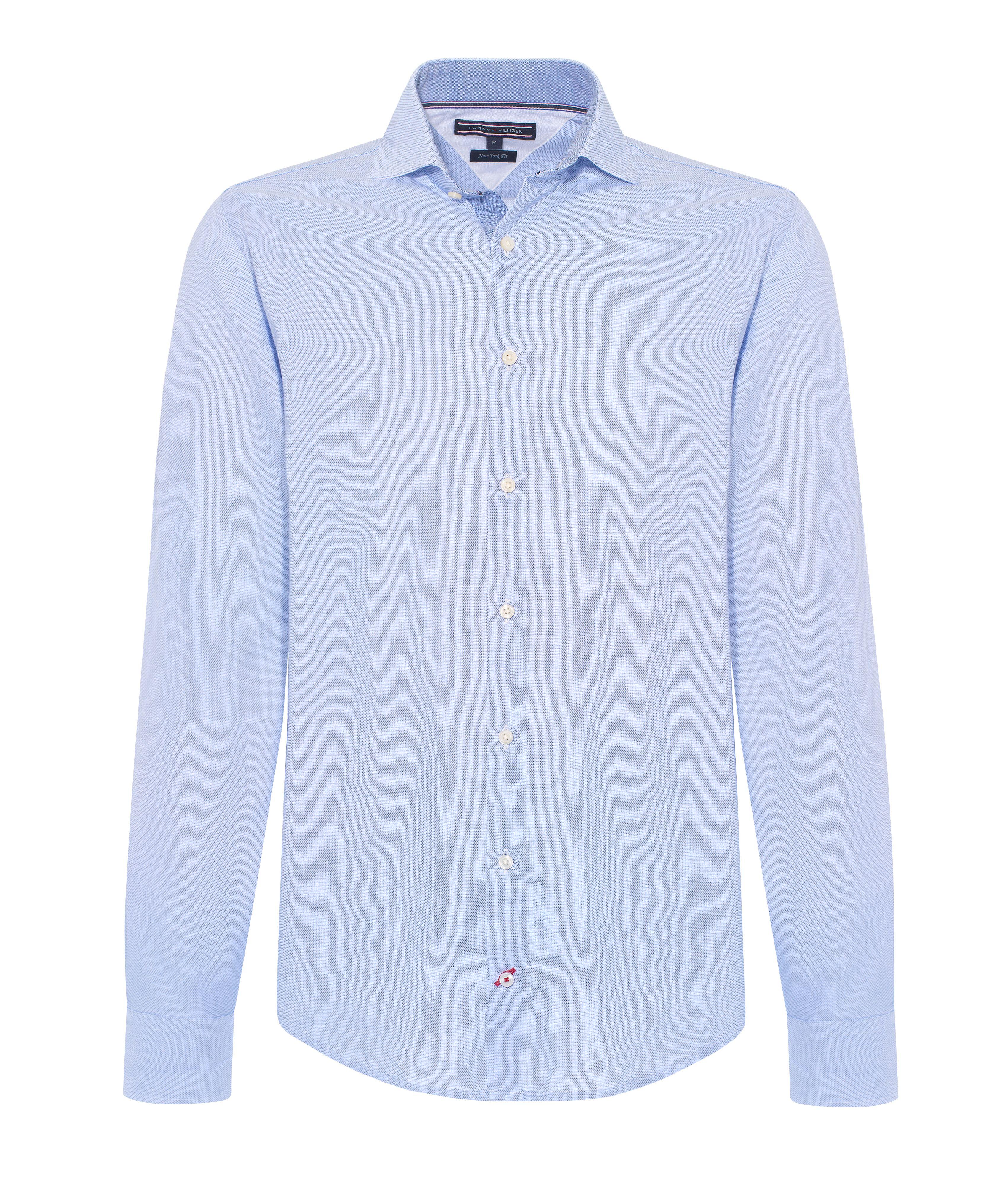 Mens designer shirts burberry mens burberry plain dress for Tommy hilfiger vintage fit shirt