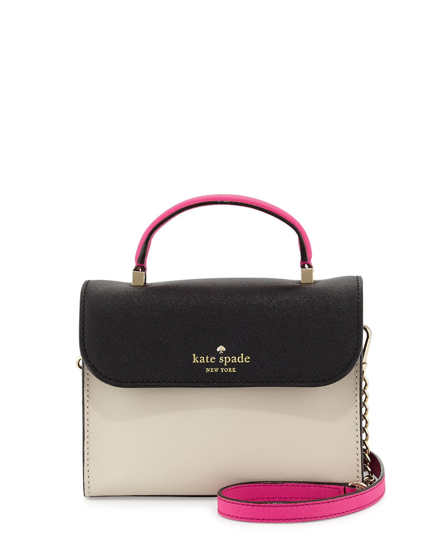 48900a80d41d Lyst - Kate Spade Cedar Street Nora Mini Crossbody Bag