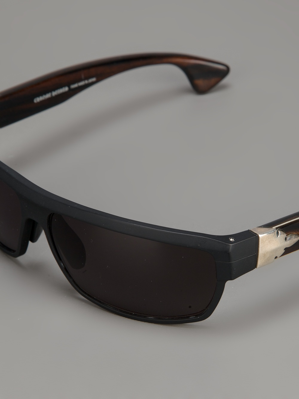 Chrome Hearts Home Plate Sunglasses In Black For Men Lyst