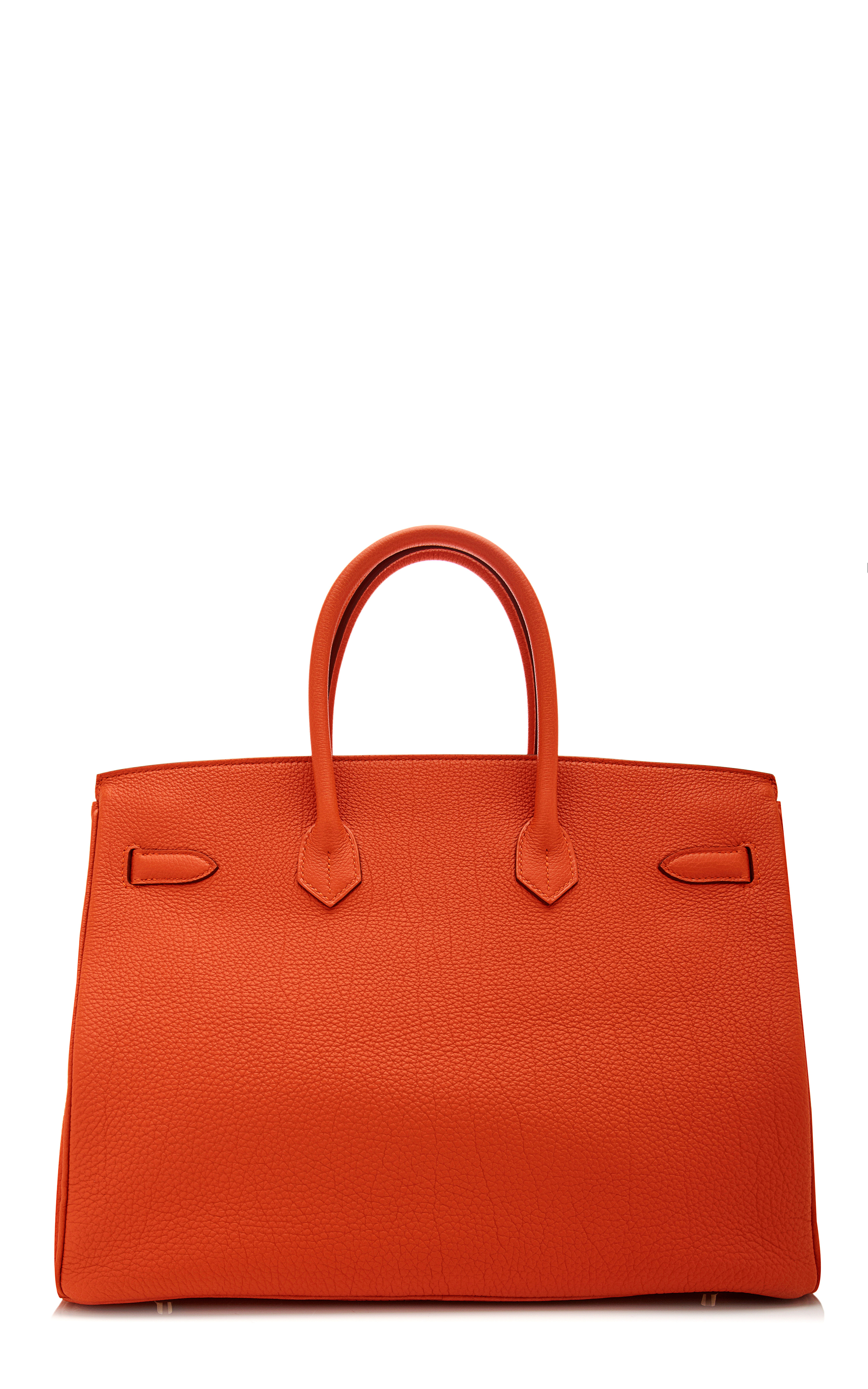 used hermes bag - hermes birkin satchel orange