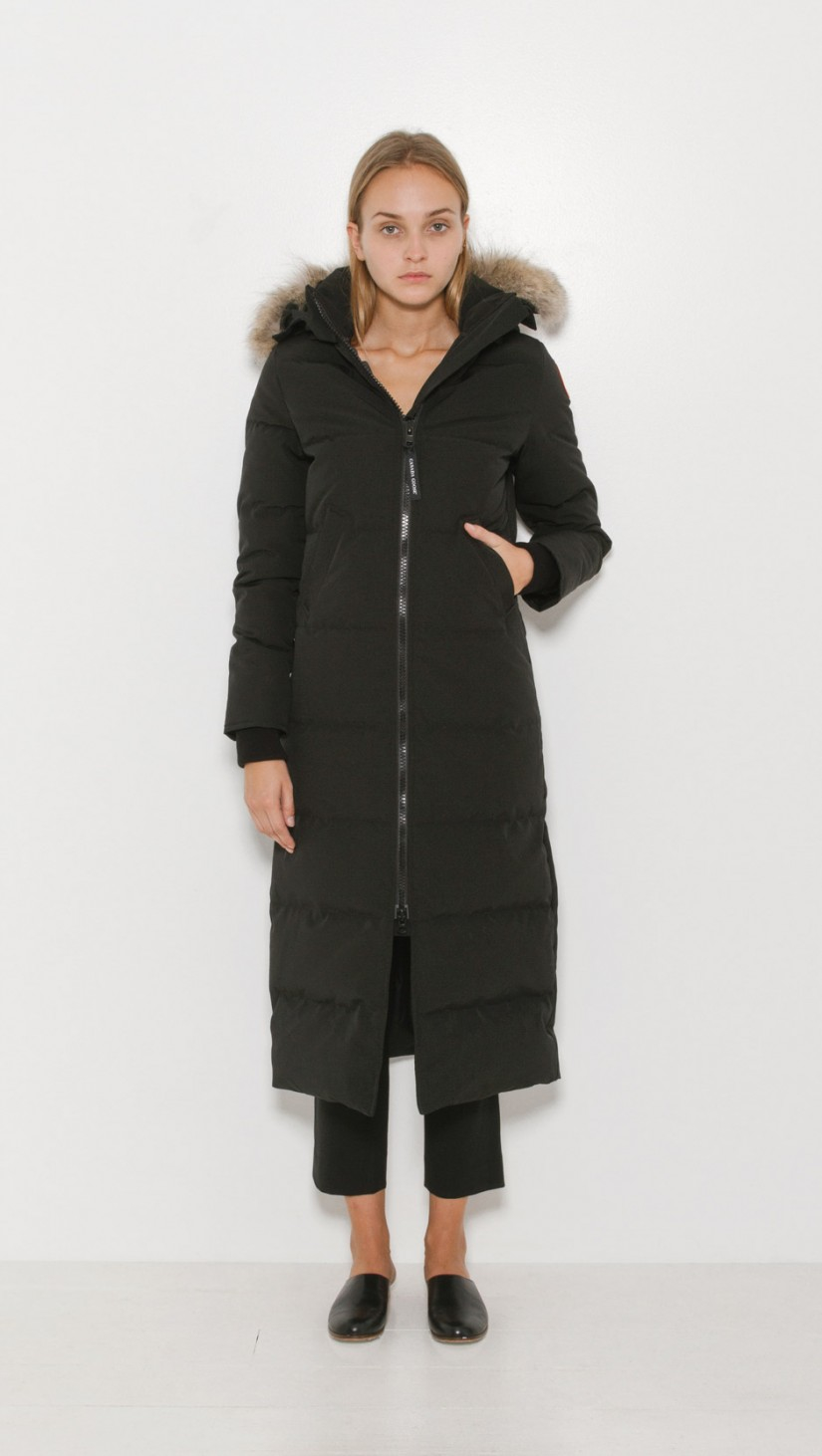 Previously sold at The Dreslyn · Womens Canada Goose Mystique ...