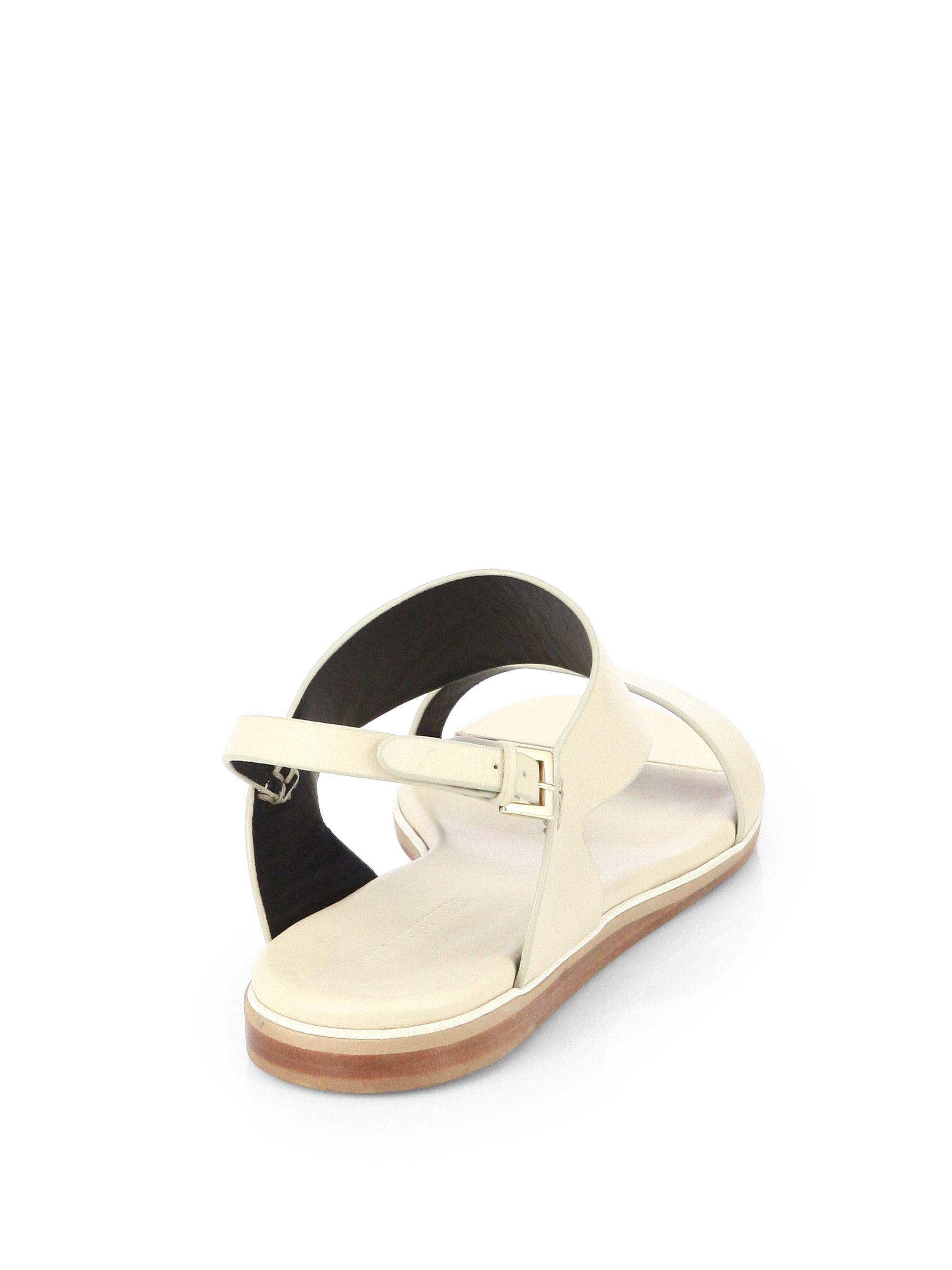 Nicholas Kirkwood Leather Thong Sandals sale cost 7lb4RWw