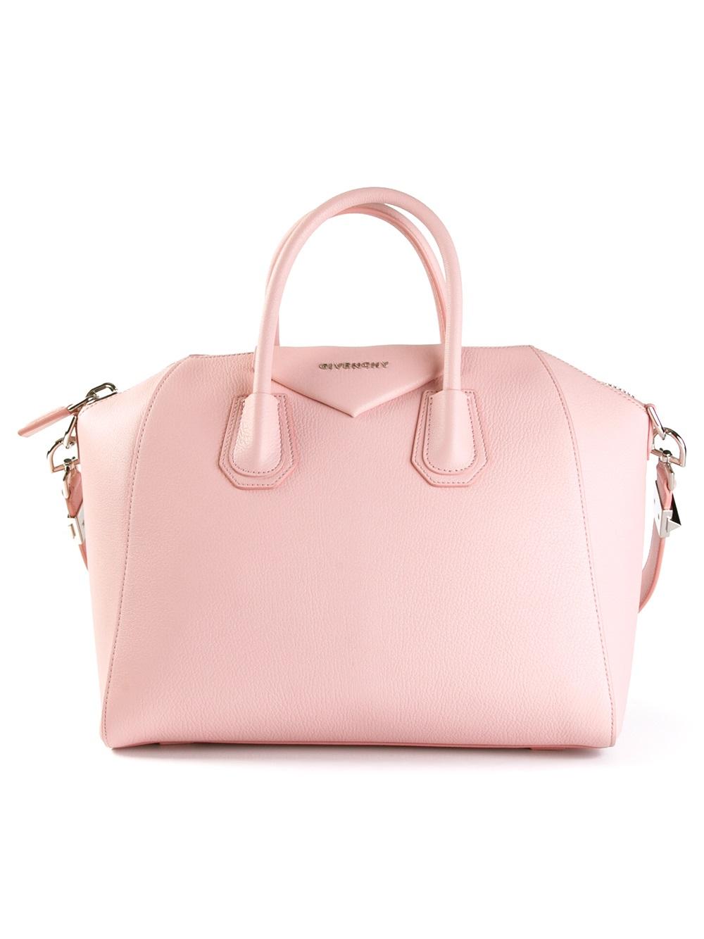 Antigona tote - Pink & Purple Givenchy rChB1mZ2