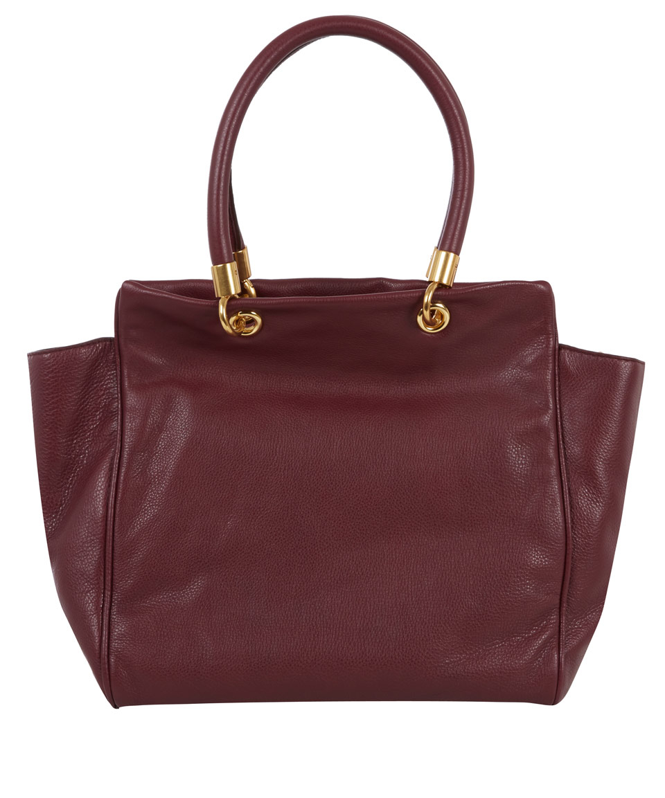 Lyst Marc By Marc Jacobs Burgundy Too Hot To Handle