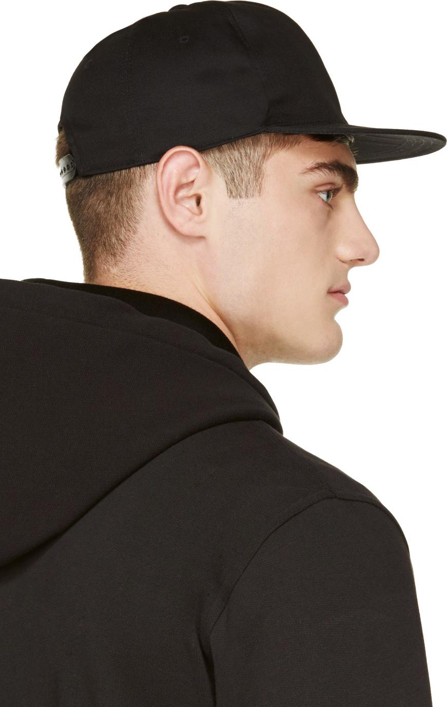 8b7e95fc Givenchy Black Classic Baseball Cap in Black for Men - Lyst