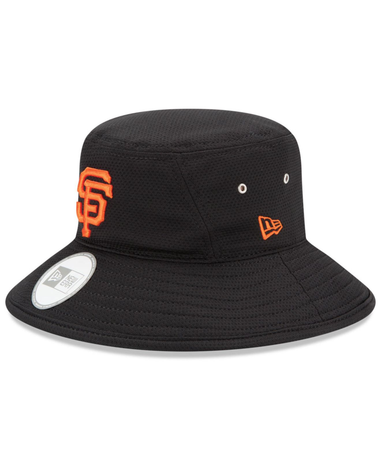 45b77d0ceaa ... cheap lyst ktz san francisco giants redux bucket hat in black 64a4e  faa87