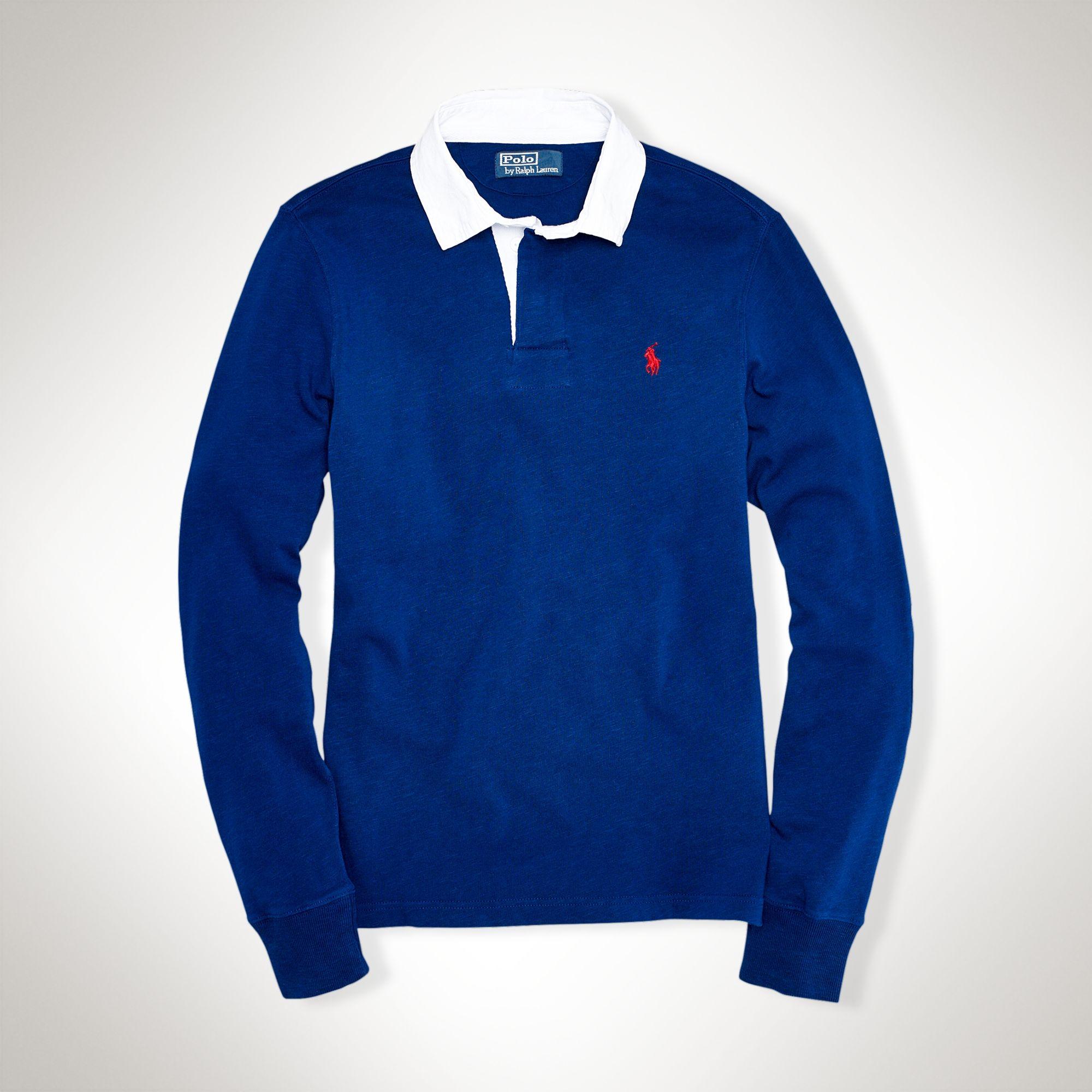 ralph lauren rugby shirt slim fit - WörterSee Public Relations 509e729a93