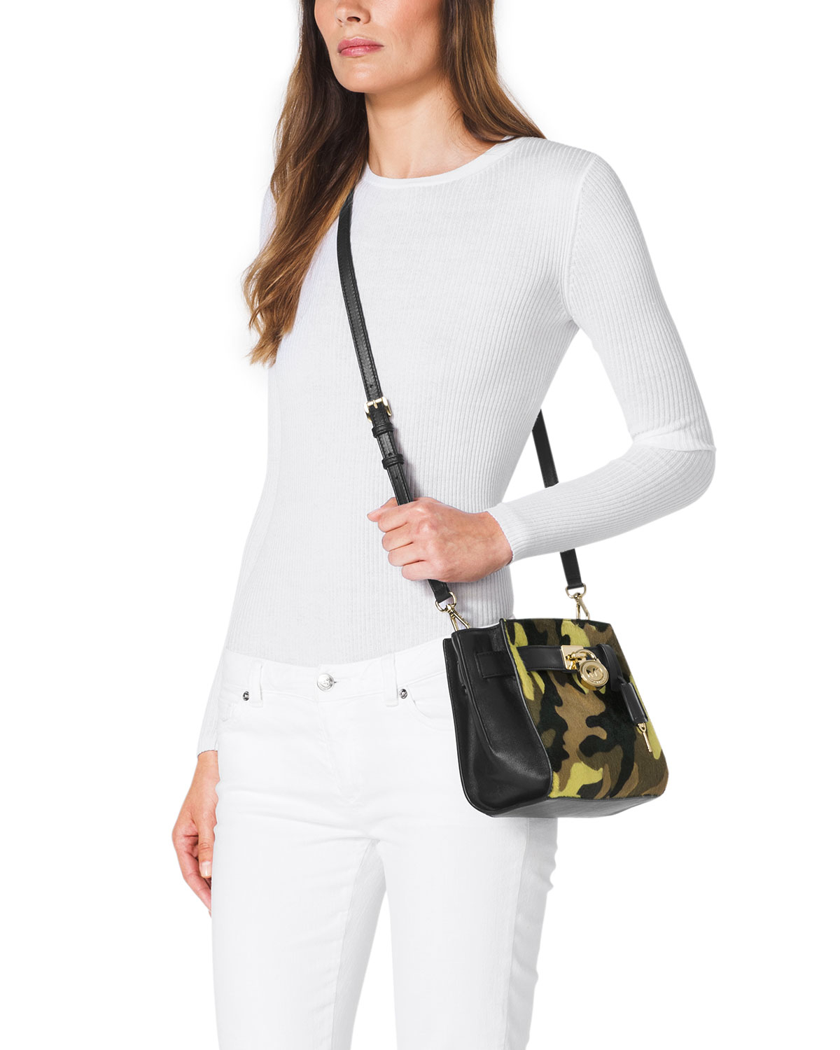 37ac79f69a Gallery. Previously sold at: Neiman Marcus · Women's Michael By Michael  Kors Hamilton