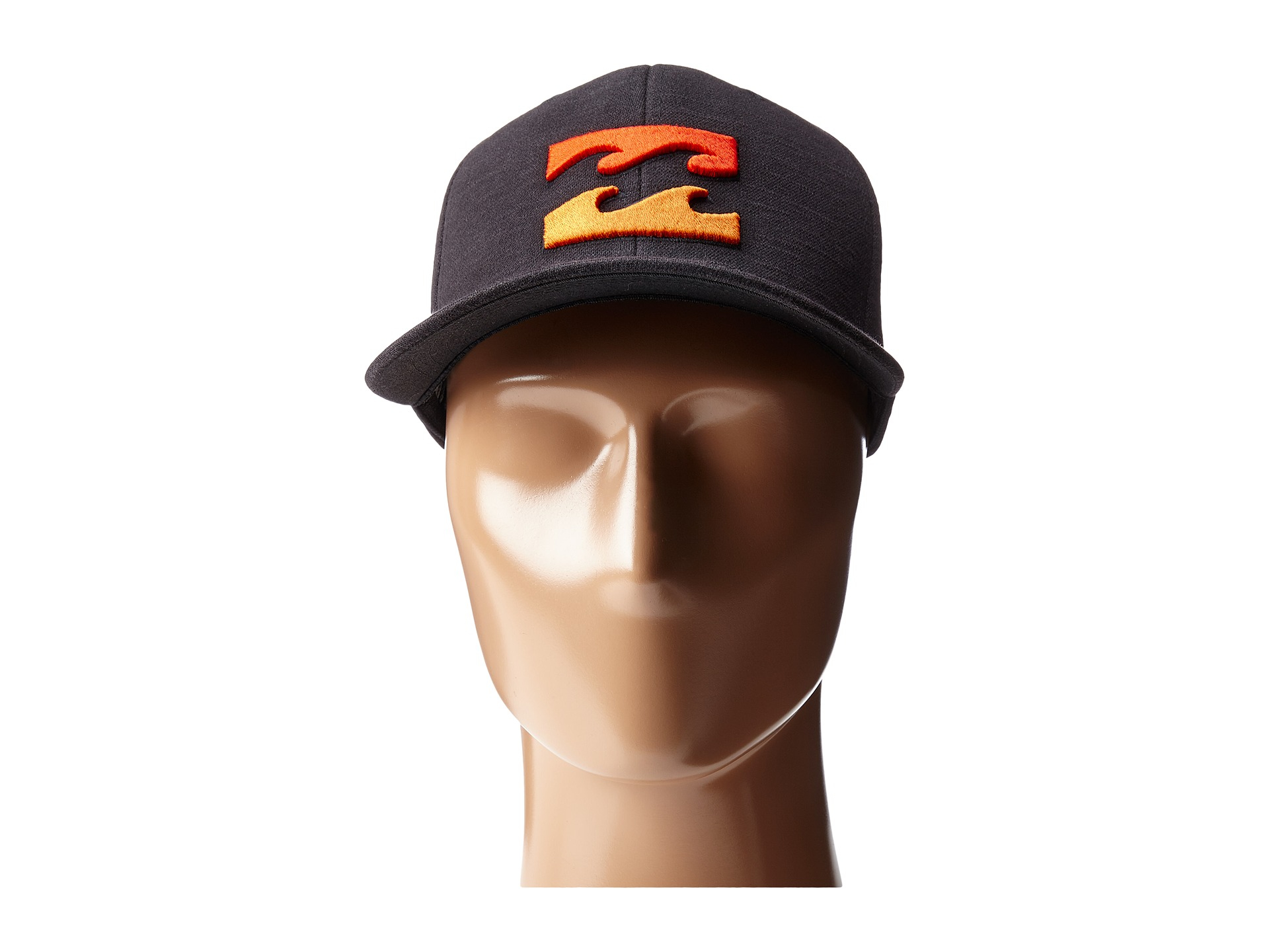 new product 4ff72 665dd ... low price lyst billabong all day flexfit hat in black for men e00d2  7f0a4