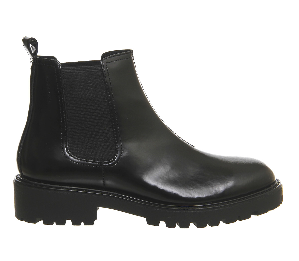 vagabond kenvova chelsea boots in black lyst. Black Bedroom Furniture Sets. Home Design Ideas