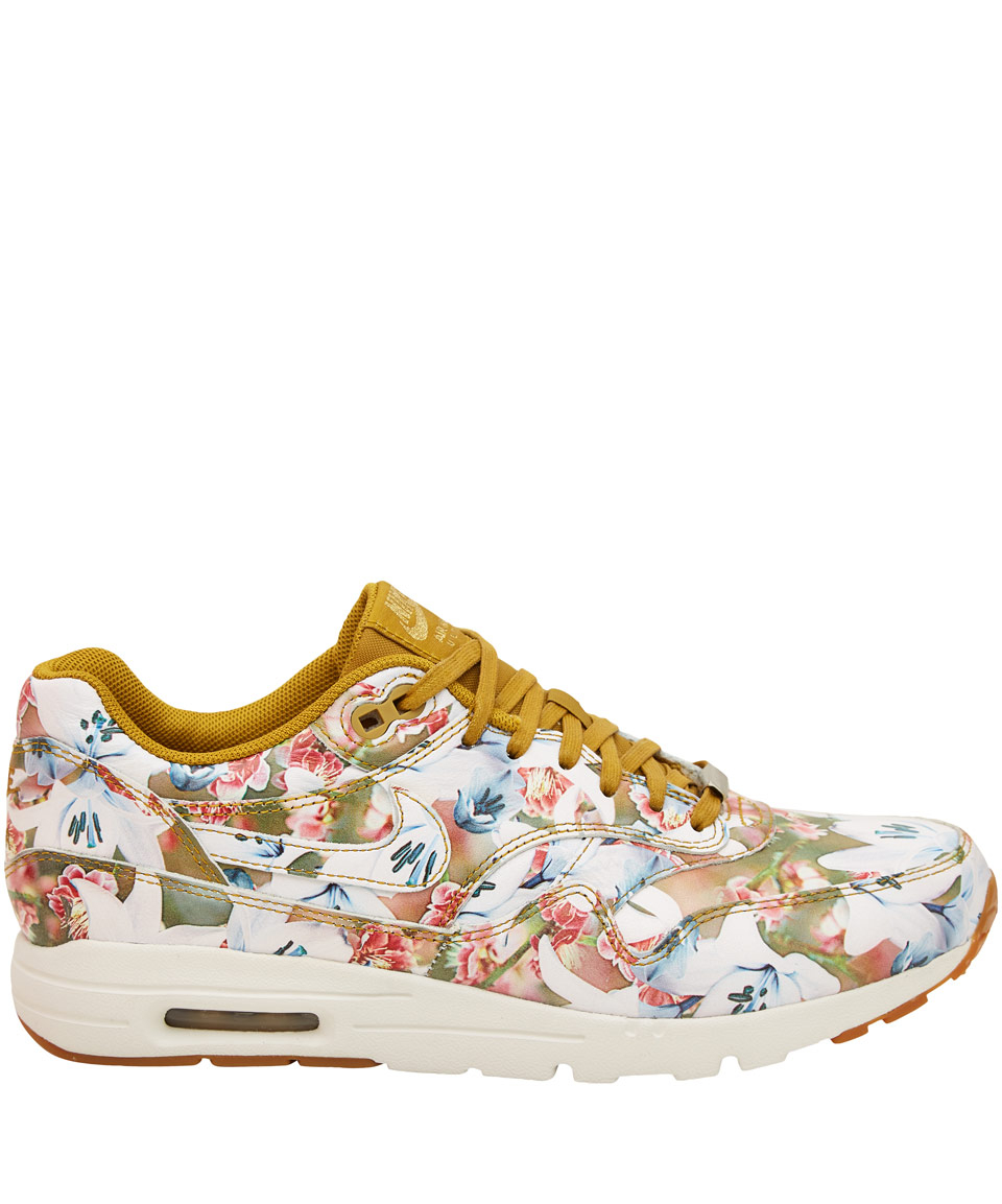 nike bronze milan city collection air max 1 ultra trainers