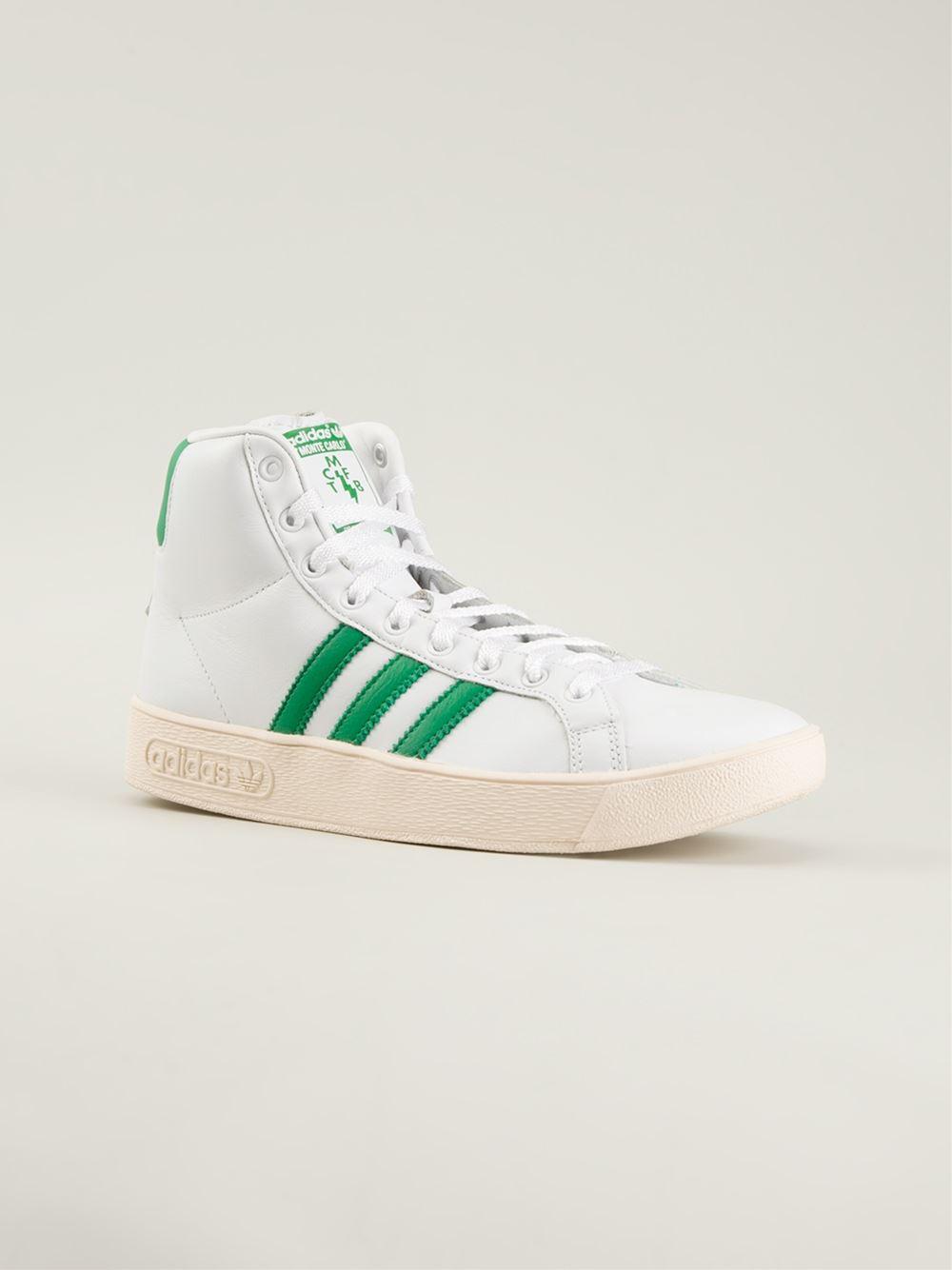 MONTE CARLO - Sneaker low - white StHweMj