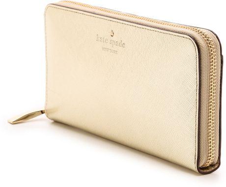 Small Handbags Kate Spade Zip Around Wallet