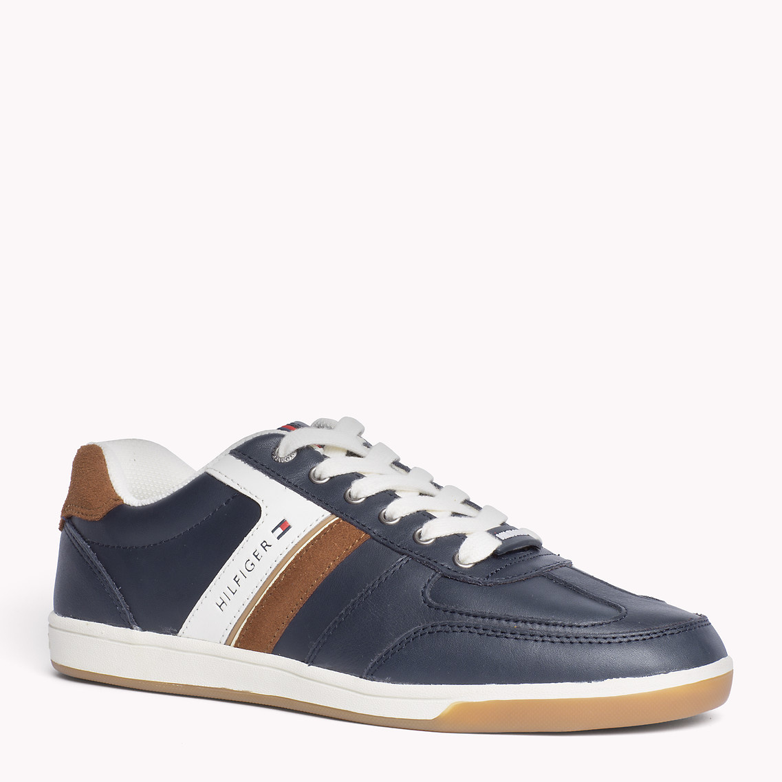 tommy hilfiger ryan sneaker in blue for men lyst. Black Bedroom Furniture Sets. Home Design Ideas