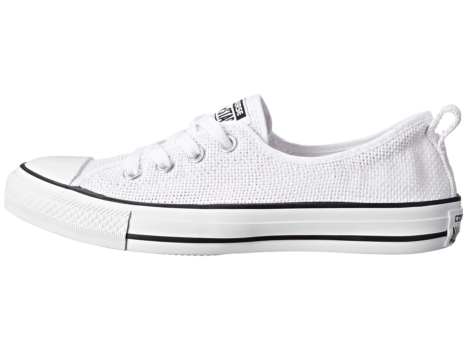 5fa64d82f8f7 ... new zealand lyst converse chuck taylor all star shoreline slip in white  d5053 ee8f8