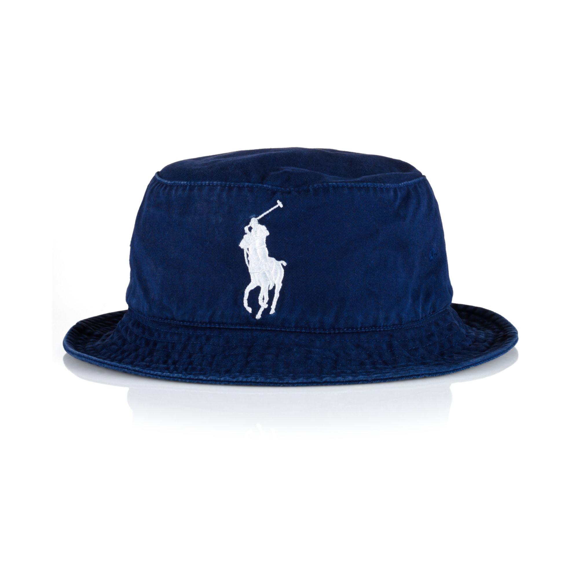 db2d441e211 Polo Ralph Lauren Bucket Hat For Men - Hat HD Image Ukjugs.Org