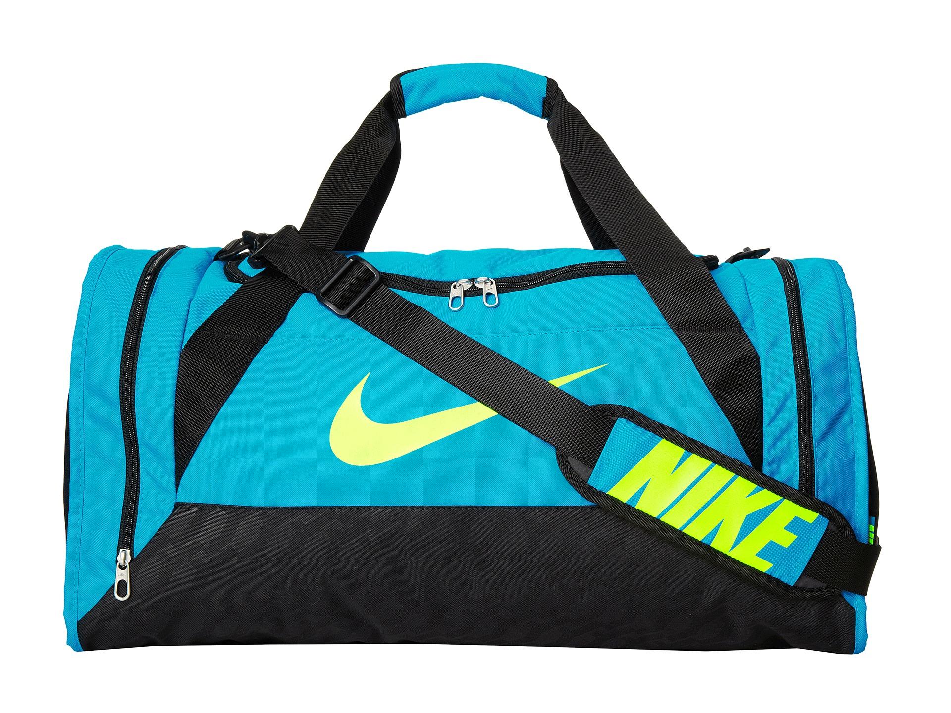 db53c7e47dbc Lyst - Nike Brasilia 6 Medium Duffel in Blue for Men