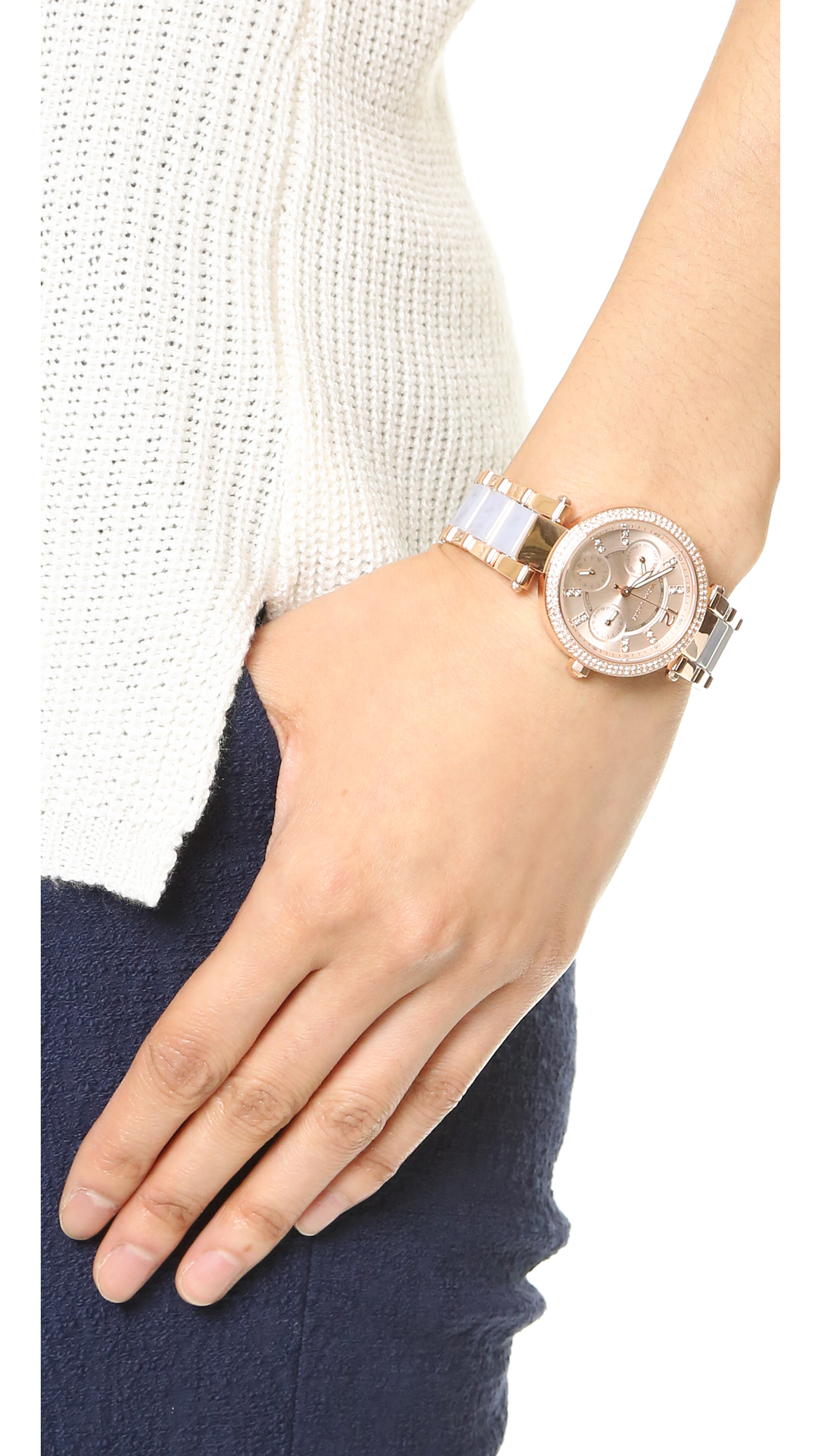 129c15629b43 Gallery. Previously sold at  Shopbop · Women s Michael Kors Parker