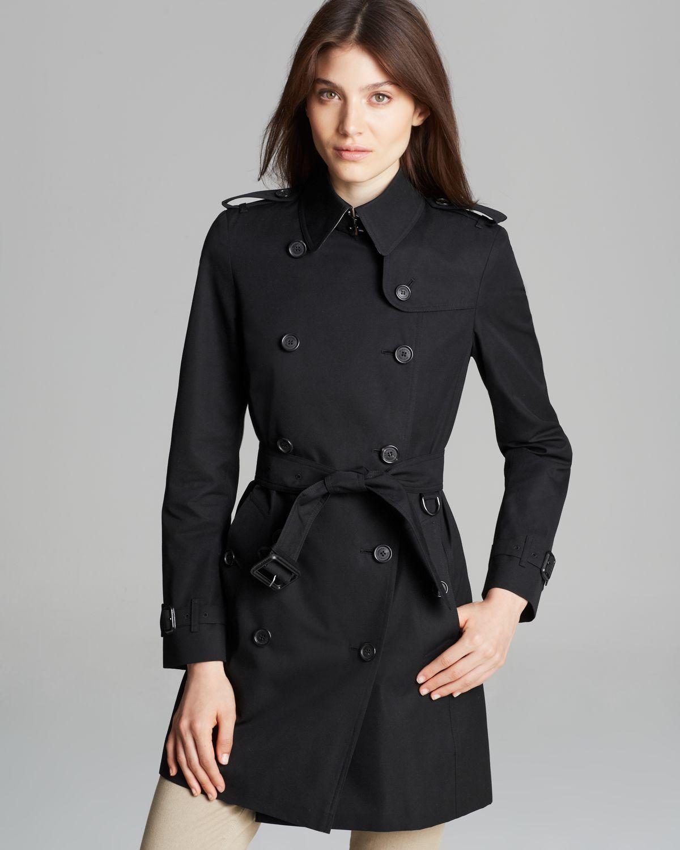Black coats for women