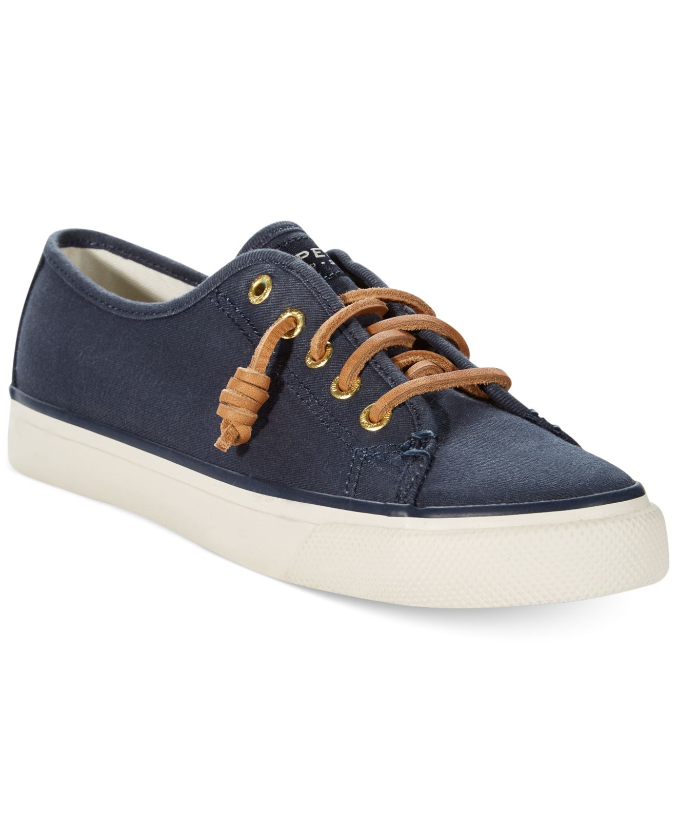 Sperry Canvas Boots Womens Shoes