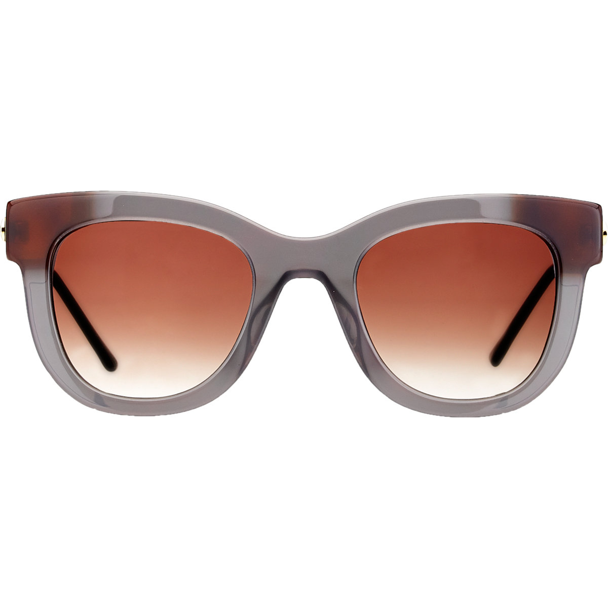 Thierry lasry Sexxxy Sunglasses in Gray