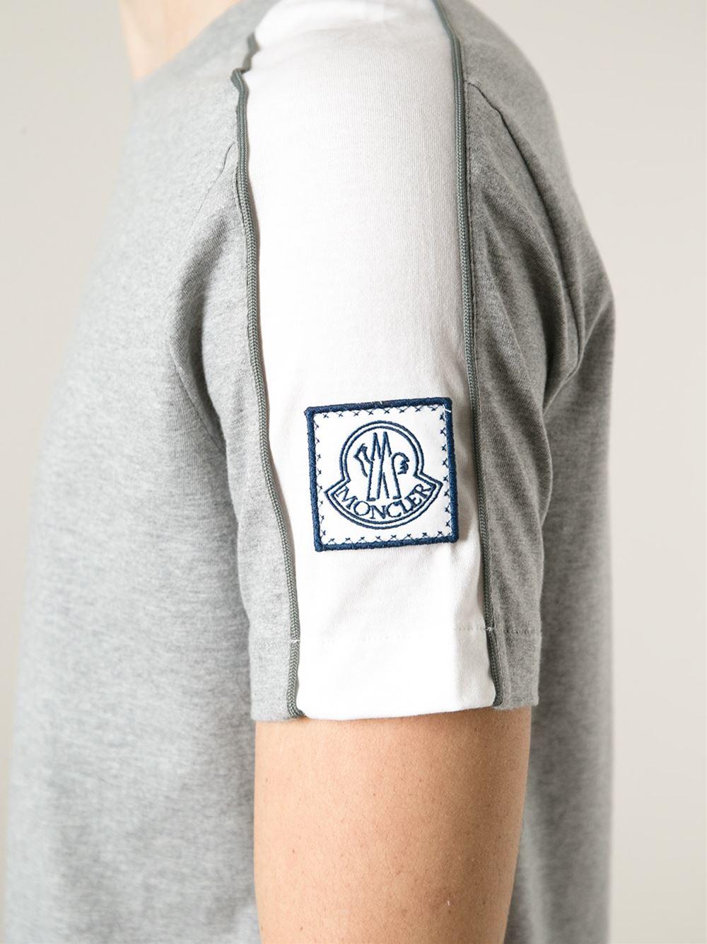 moncler gamme bleu t shirt