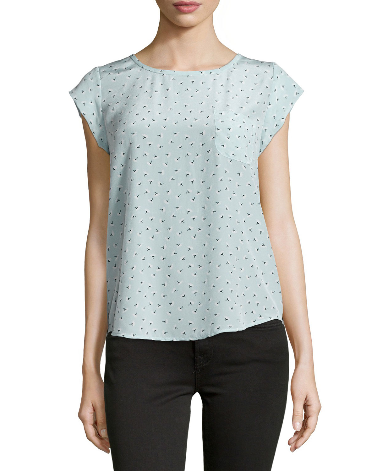 What Is A Cap Sleeve Blouse 67