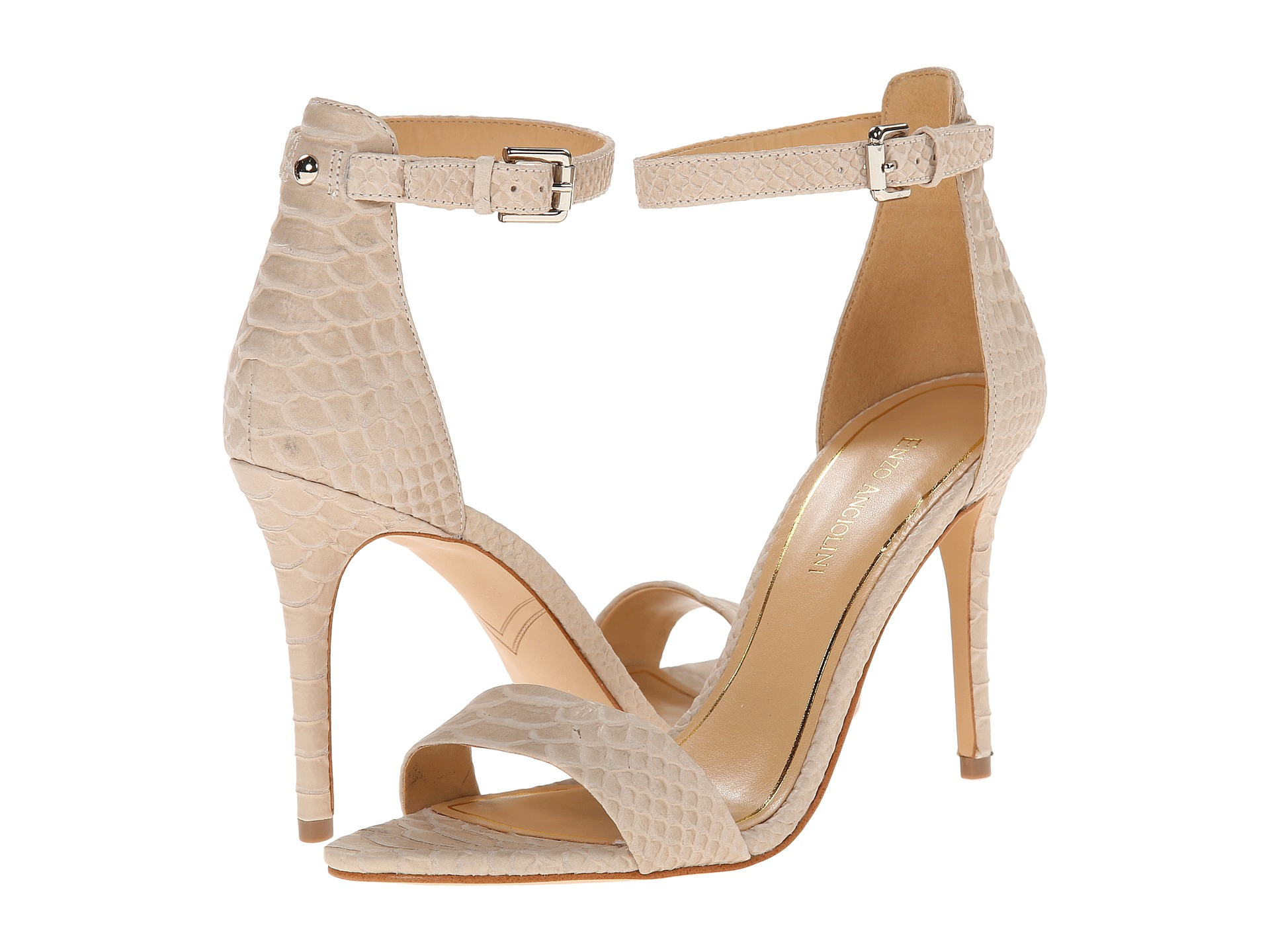 Lyst - Enzo Angiolini Manna in Natural 55711e55a
