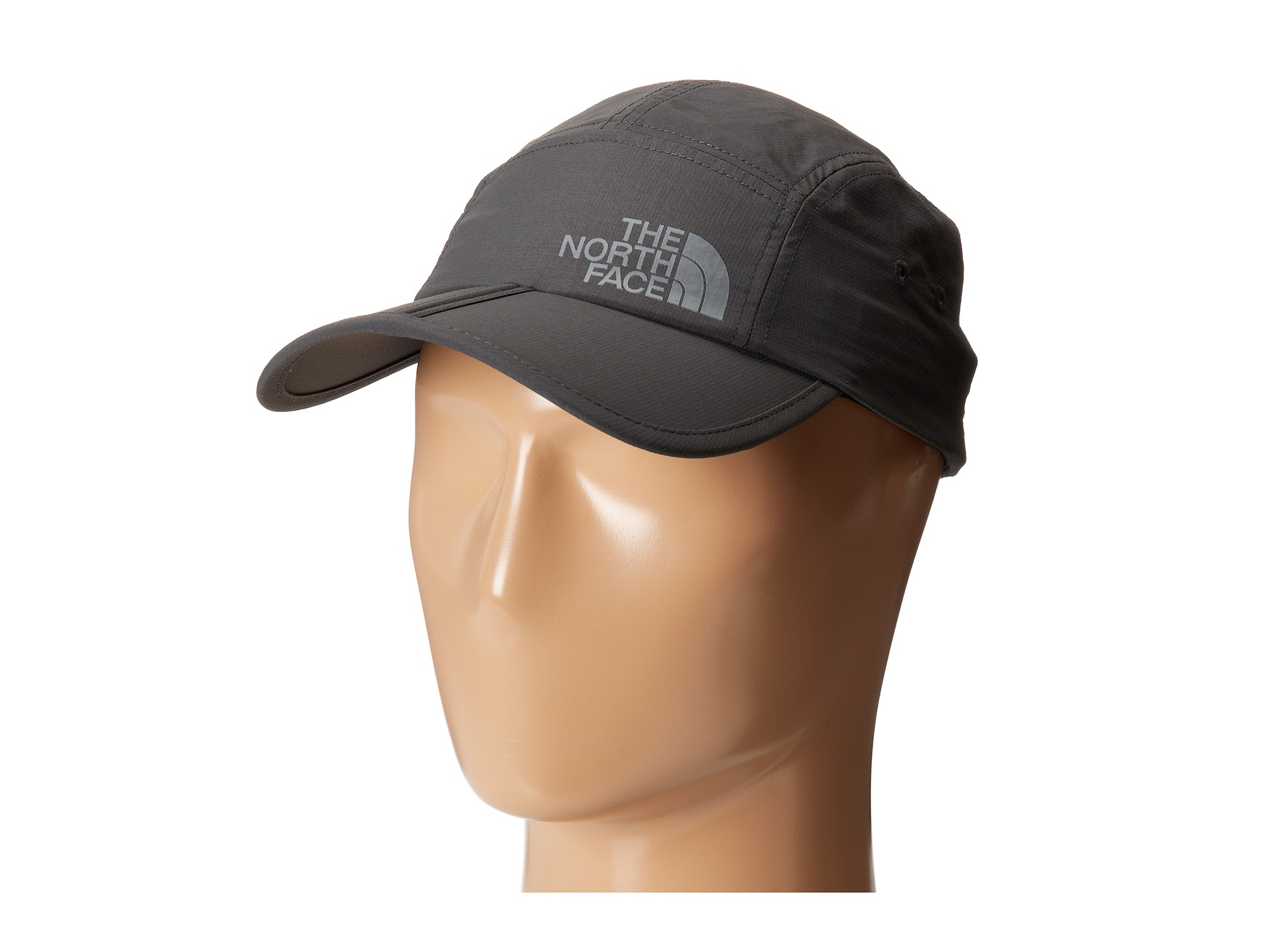 Lyst - The North Face Horizon Folding Bill Cap in Gray 05d43662ee05