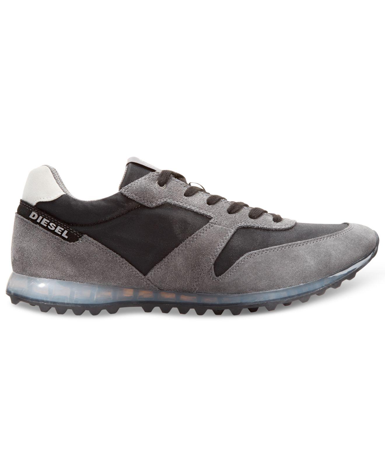 Diesel Choplow Sneakers in Gray for Men