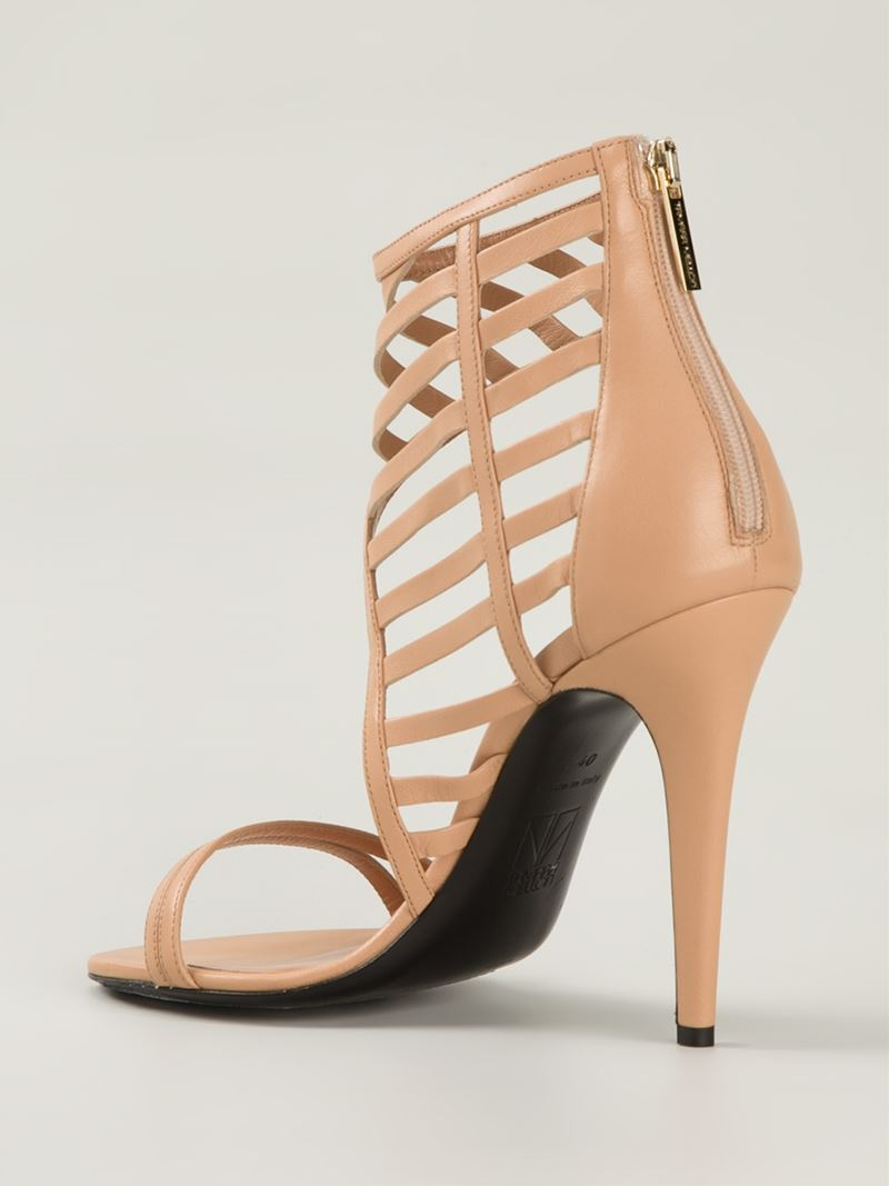 outlet sale online Tamara Mellon Cutout Slide Sandals clearance 2014 new 8n28j2cf0d