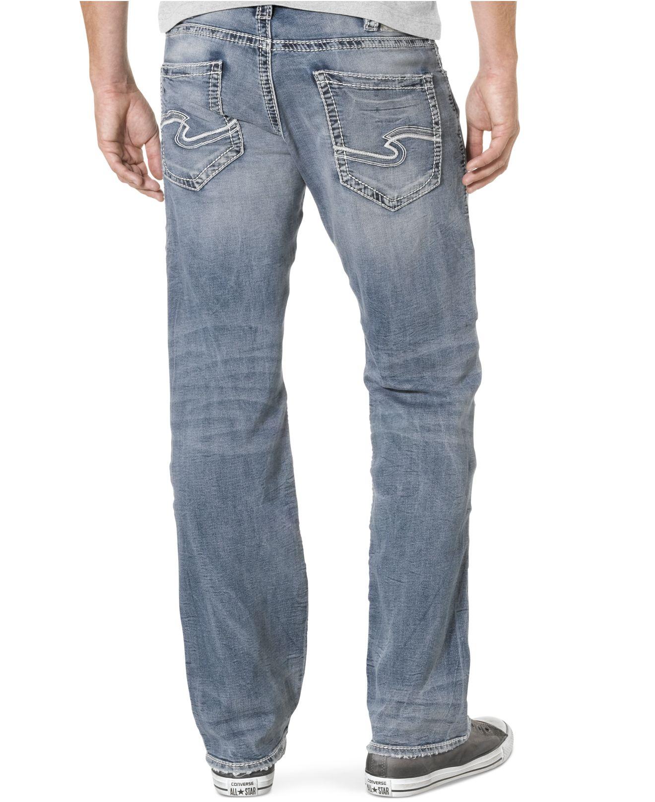 Silver Jeans Zac - Jeans Am