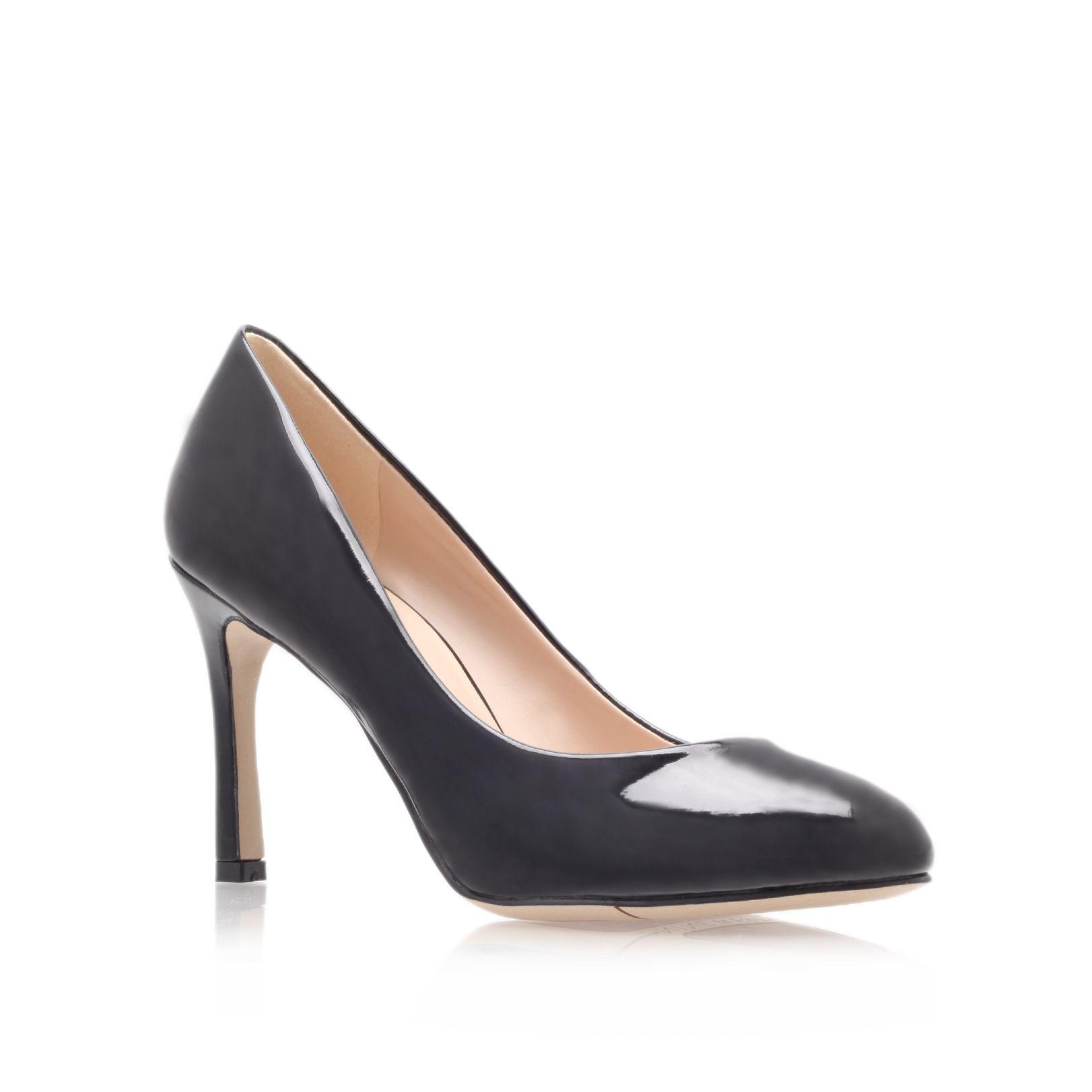 nine west drusilla3 court shoes in black lyst