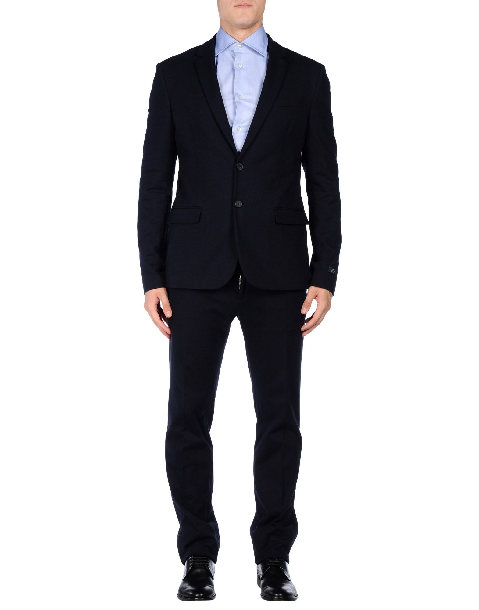 Costume national Suit in Blue for Men