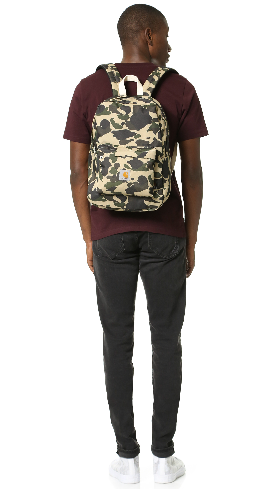 Carhartt WIP Watch Backpack in Green for Men - Lyst
