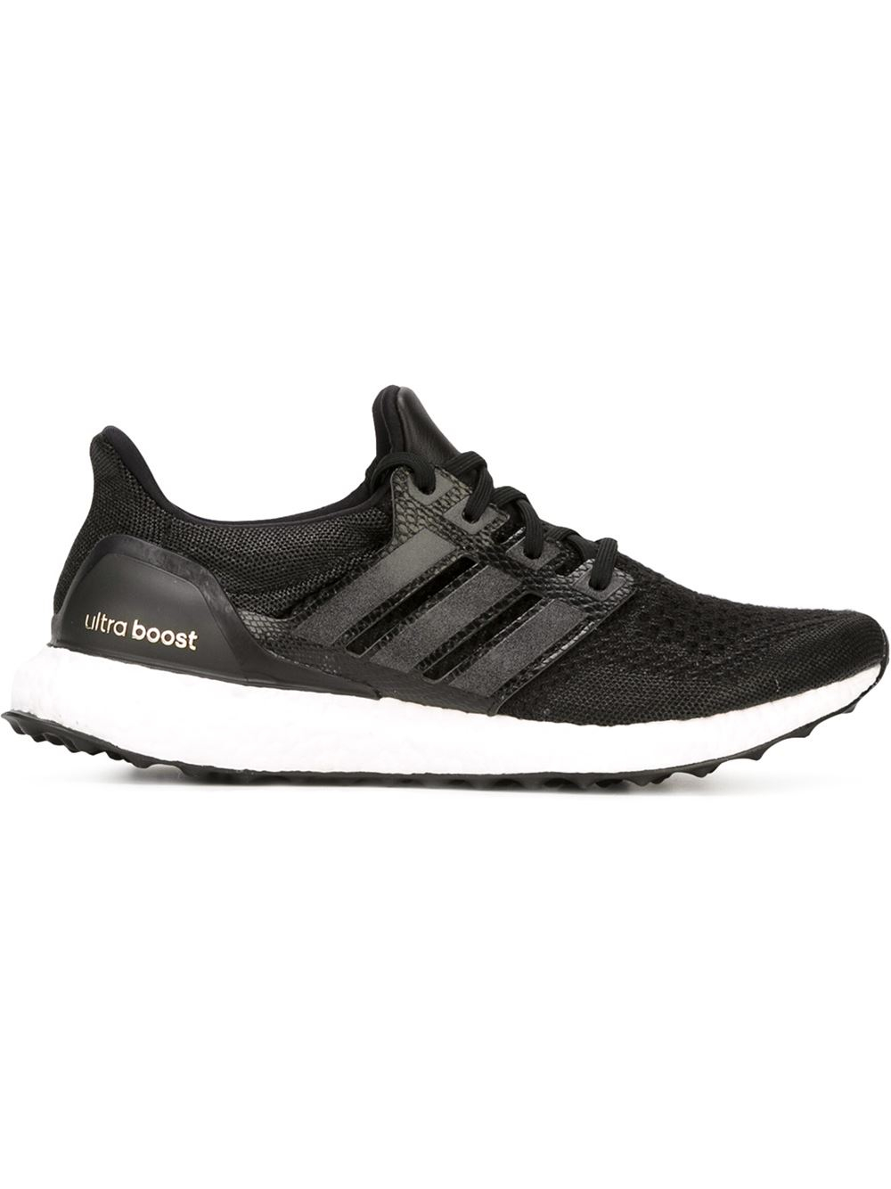 adidas 39 ultra boost 39 sneakers in black for men lyst. Black Bedroom Furniture Sets. Home Design Ideas