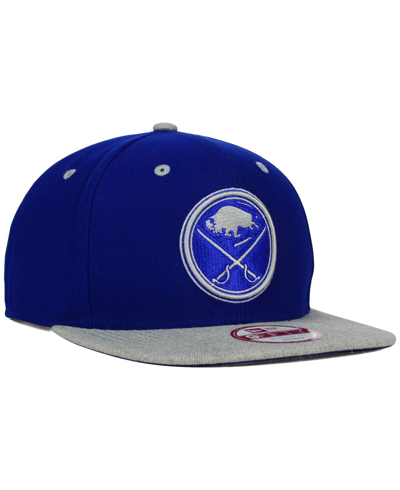official photos e743e 58b53 ... best price lyst ktz buffalo sabres color pop heather 9fifty snapback cap  in fbe80 422fa