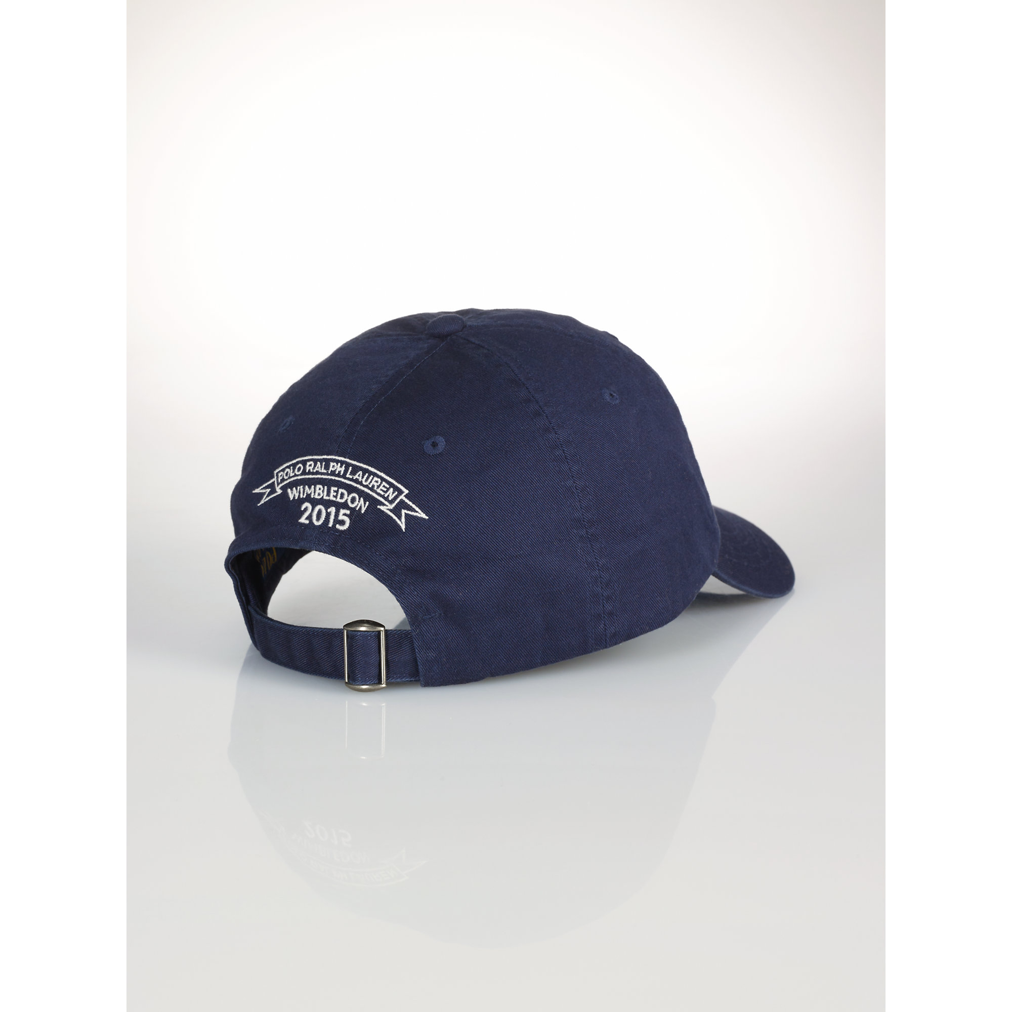 Lyst - Polo Ralph Lauren Wimbledon Sports Cap in Blue for Men 2602bcaaf0f