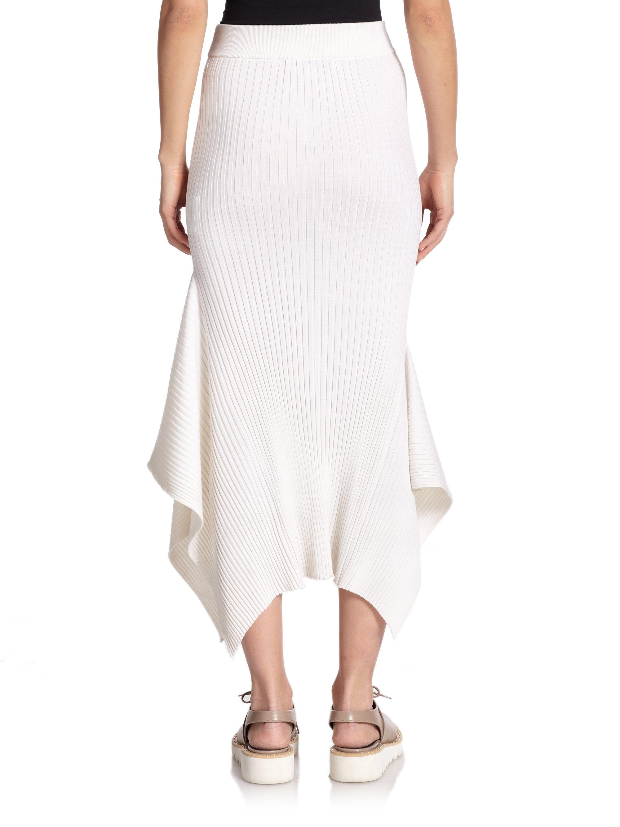 Stella McCartney ribbed knit skirt Wide Range Of WINksQ2Y