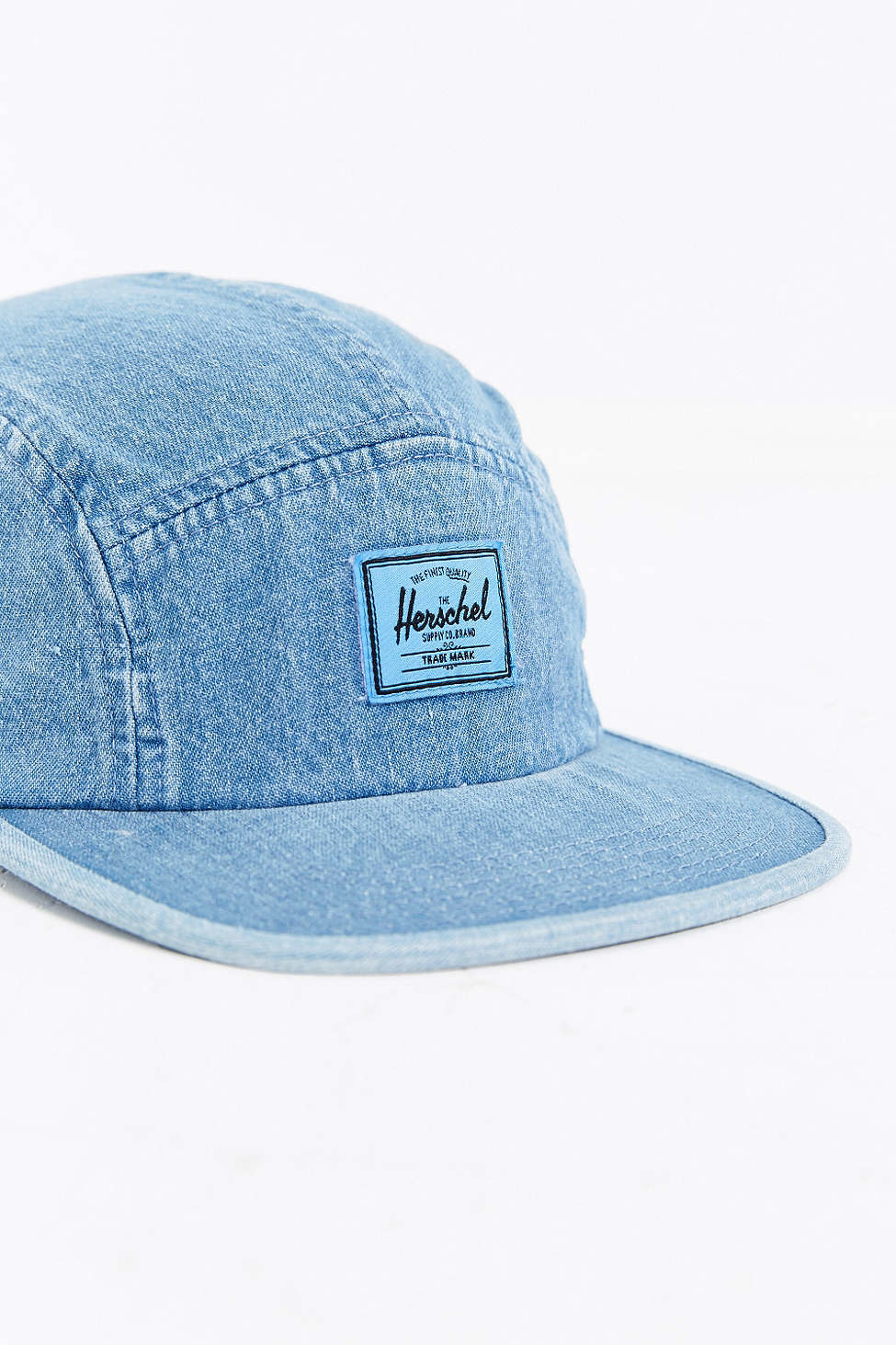 1c5e5c99063 Lyst - Herschel Supply Co. 5-panel Baseball Hat in Blue for Men