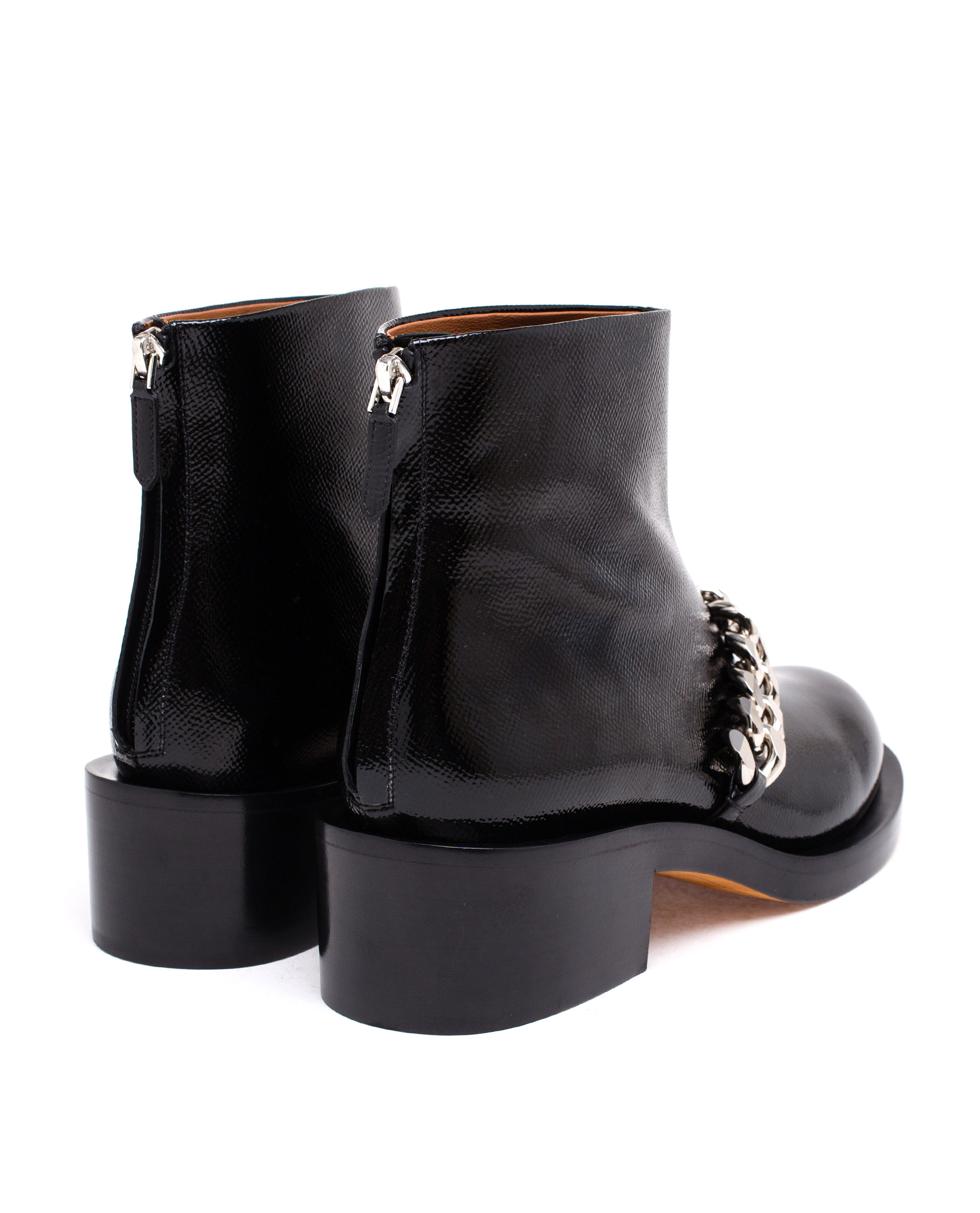 Givenchy Patent ankle boots HltZBH