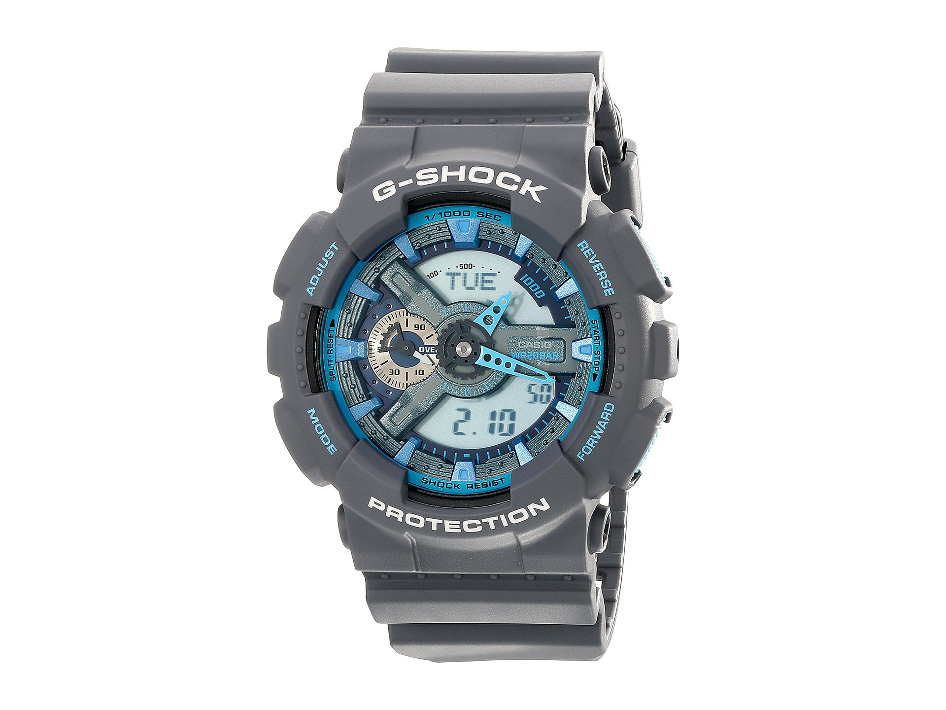 how to change time on g shock 5146