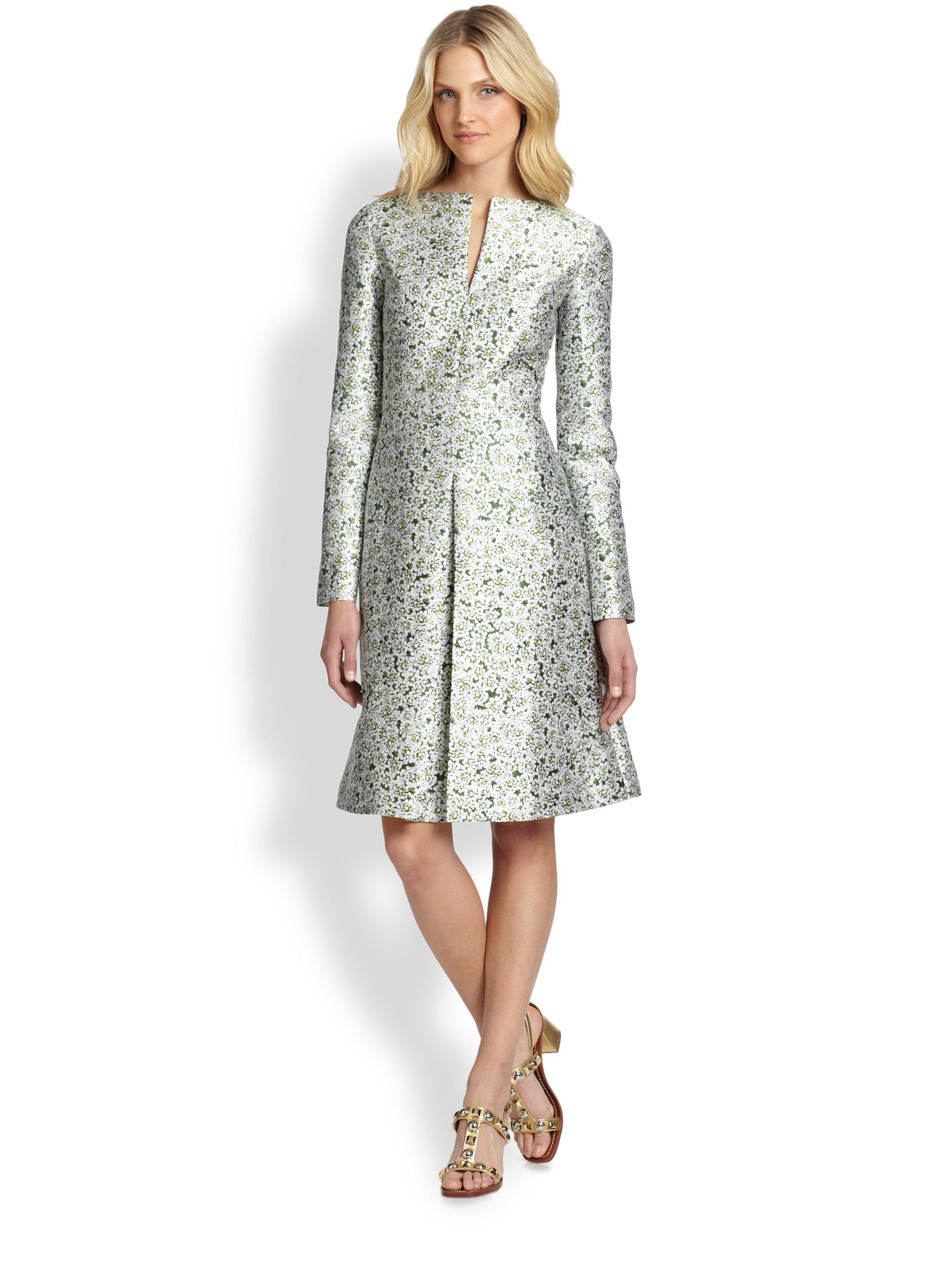 de7144357655 Lyst - Tory Burch Rhoda Dress