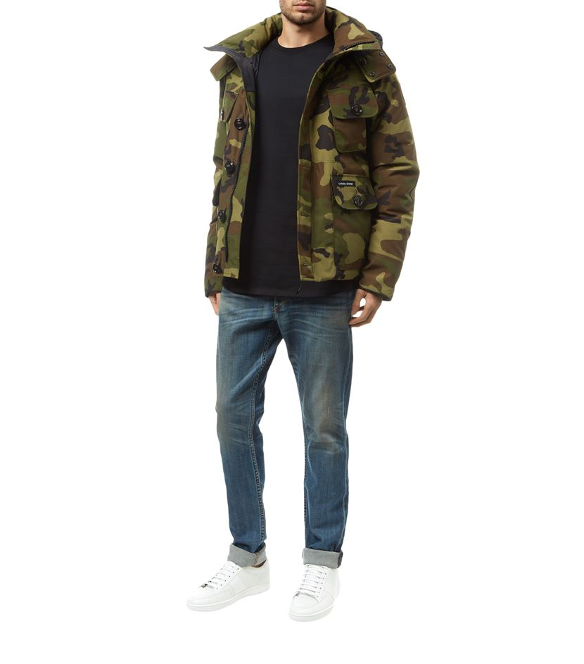 Canada Goose montebello parka replica discounts - Canada goose Camo Selkirk Parka in Green for Men | Lyst
