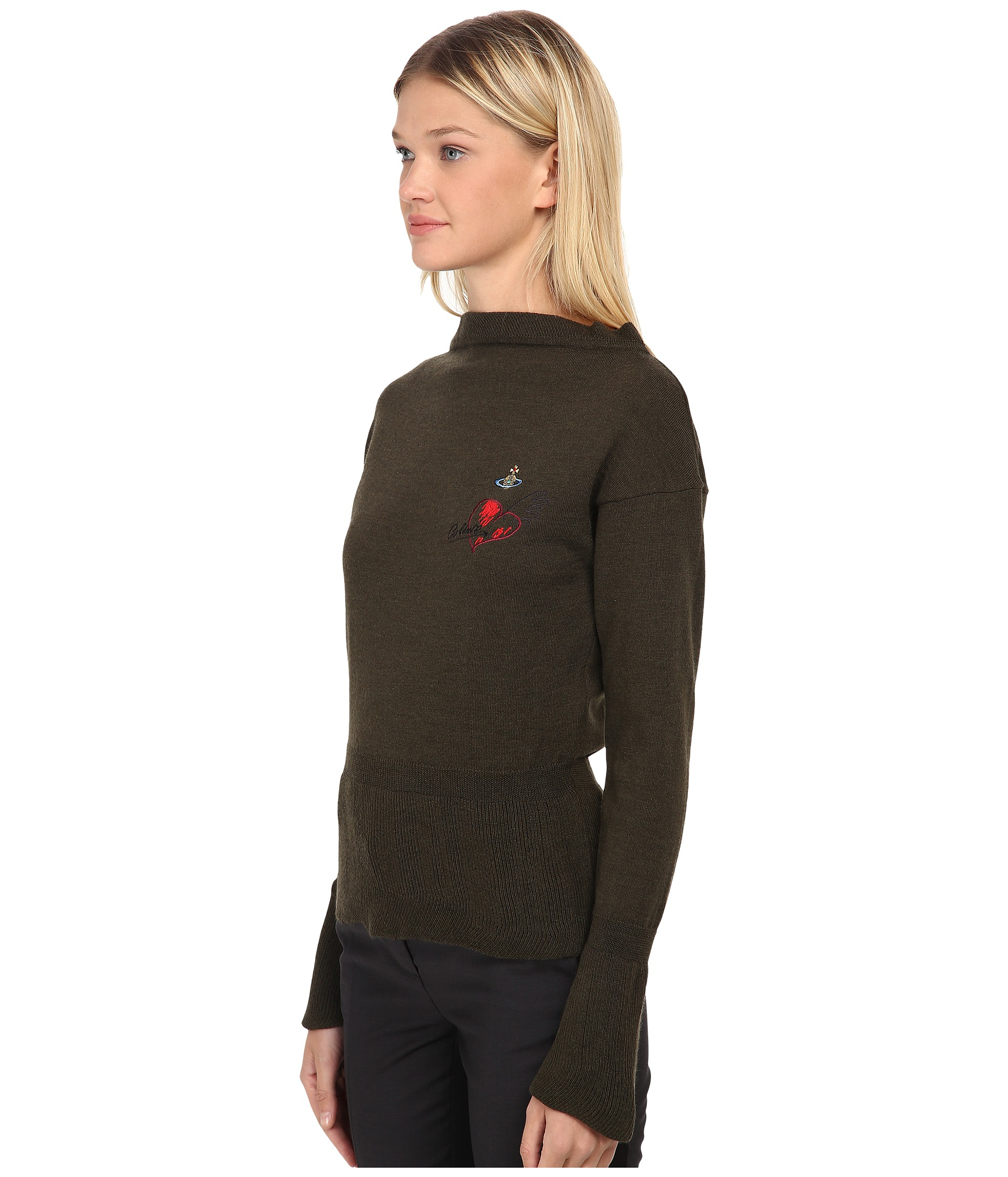 Vivienne westwood red label Basic Knitwear Classic Sweater in ...