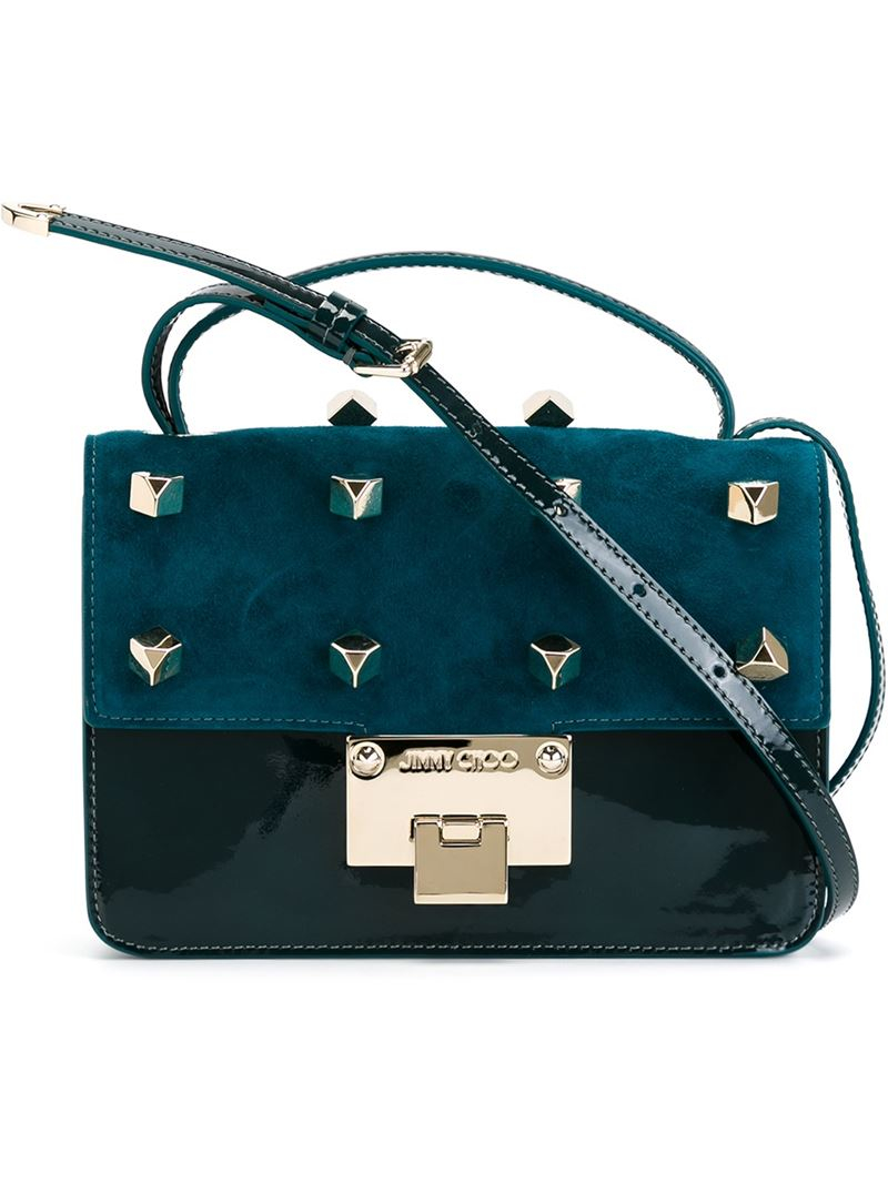 28edfefd5b Gallery. Previously sold at: Farfetch · Women's Jimmy Choo Cross Body  Women's Jimmy Choo Rebel